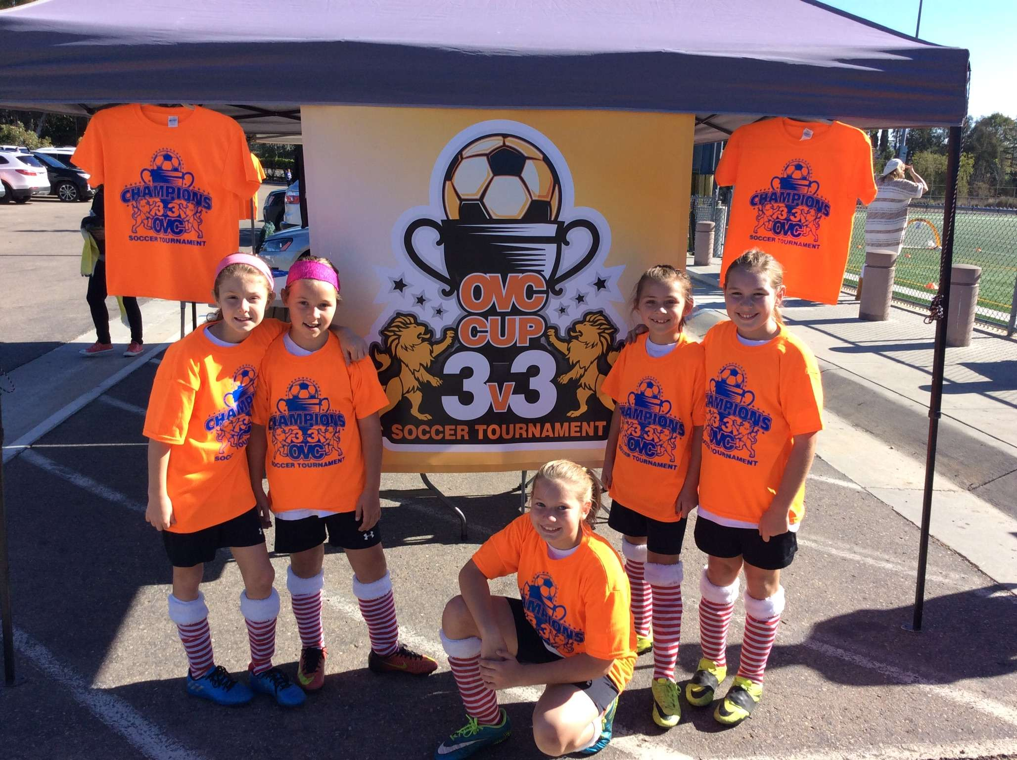 Division Winner: G07 Gold - Sweet Cleats