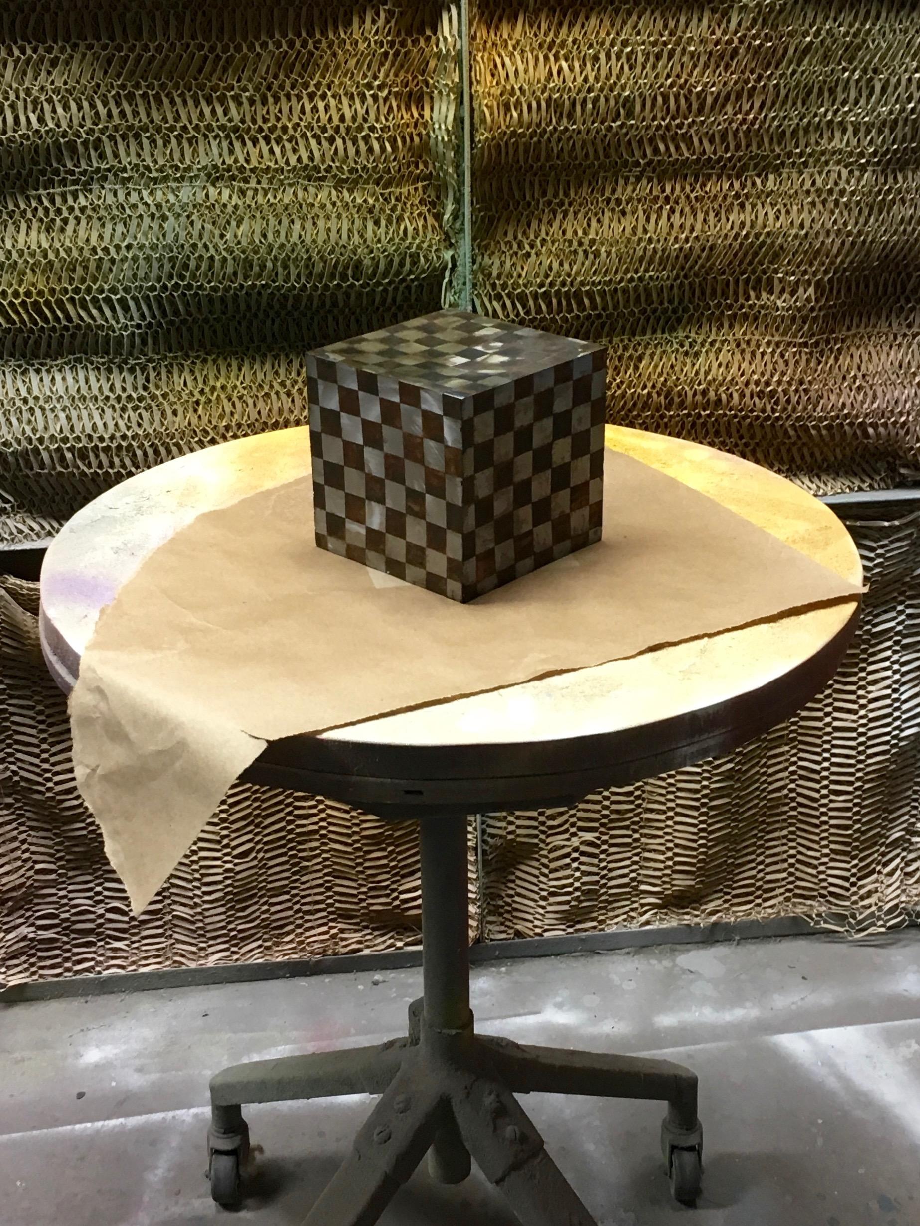 Steel cube 2017