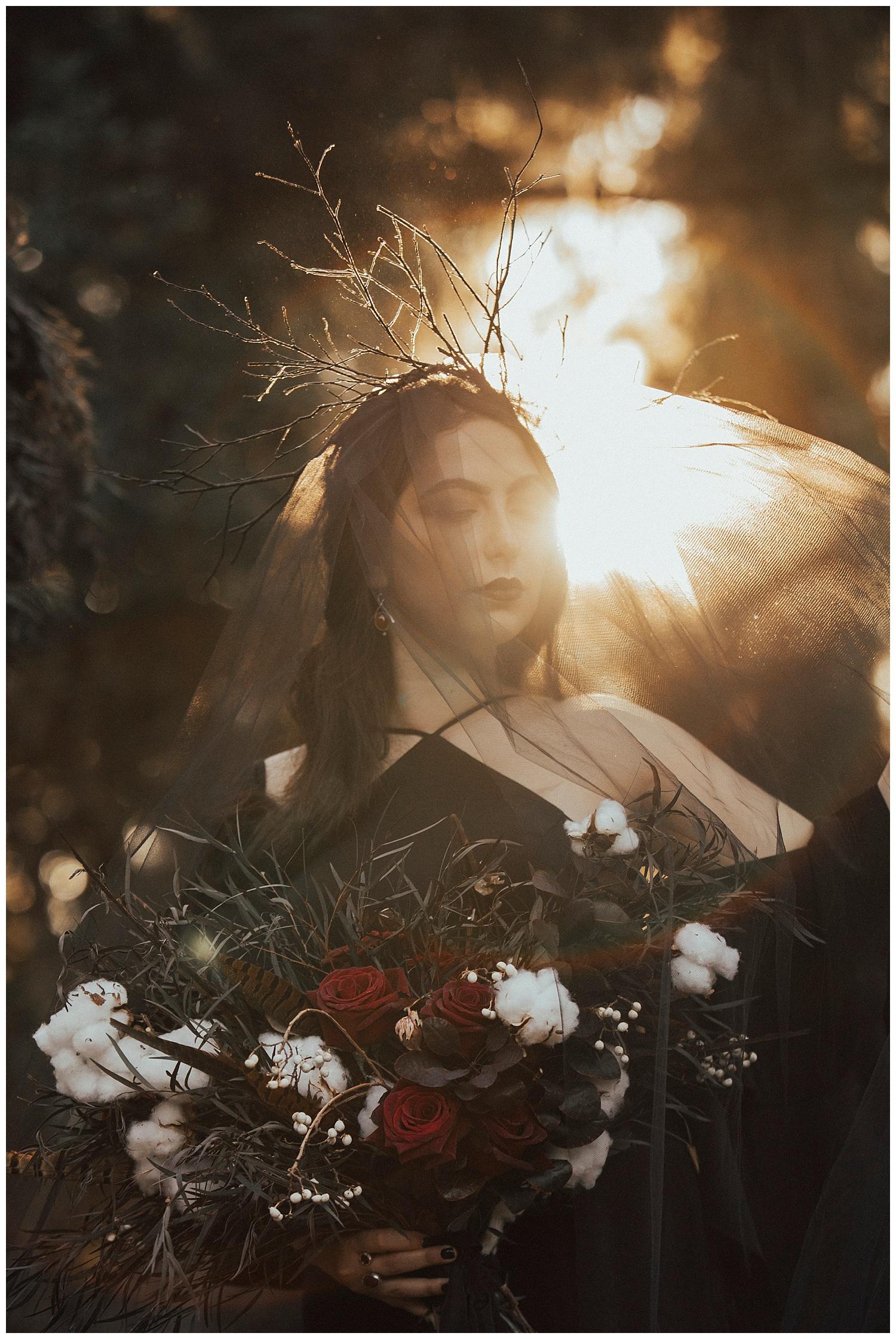 carol oliva photography Watters black dress