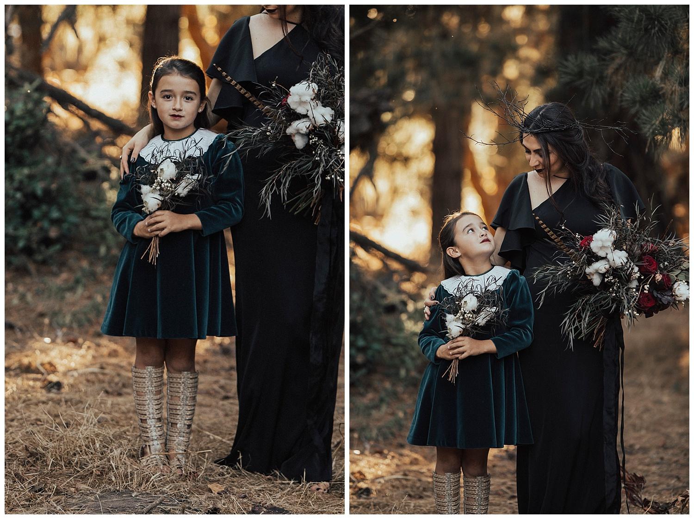 carol oliva photography black dress by Watters