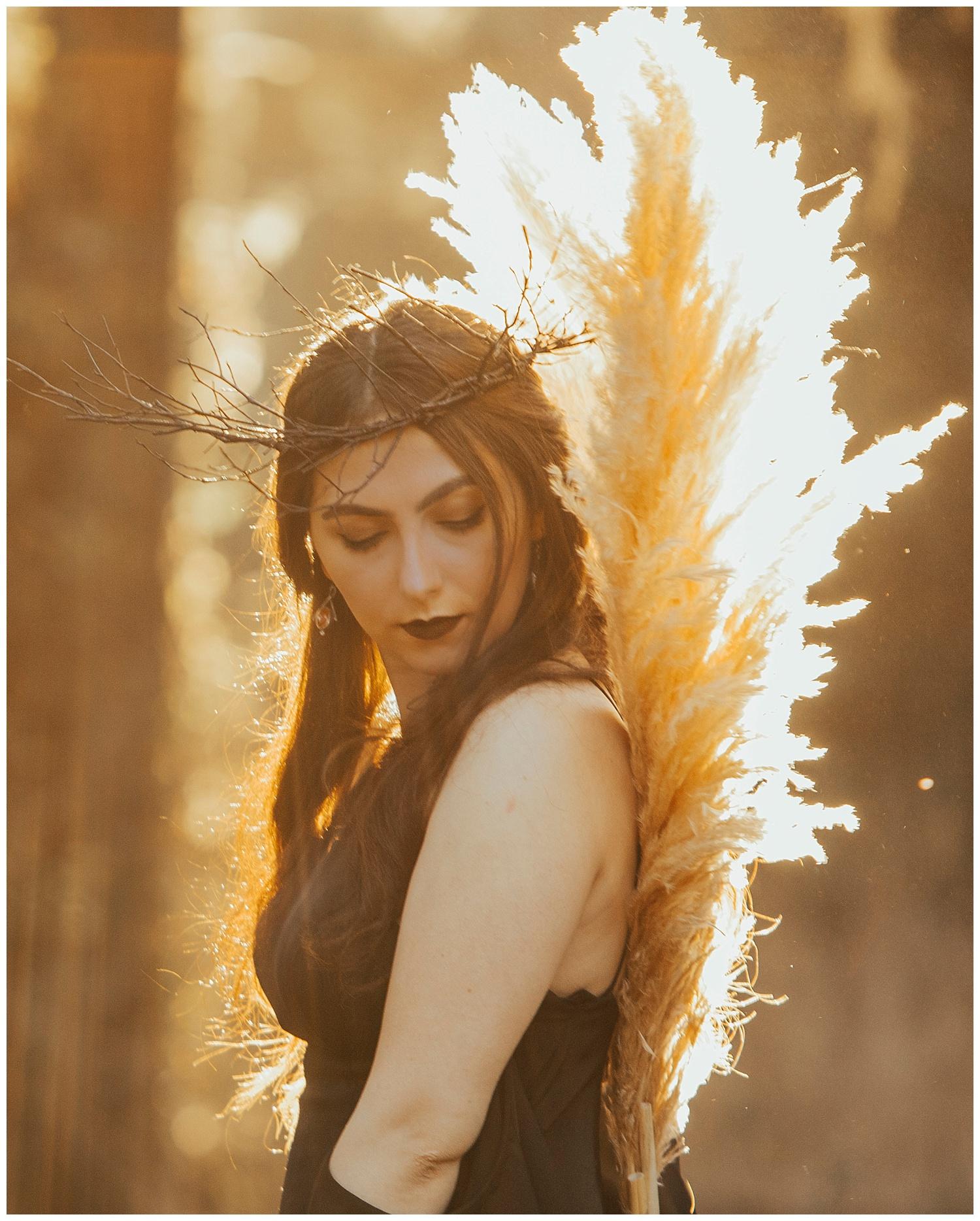 carol oliva photography angel bride