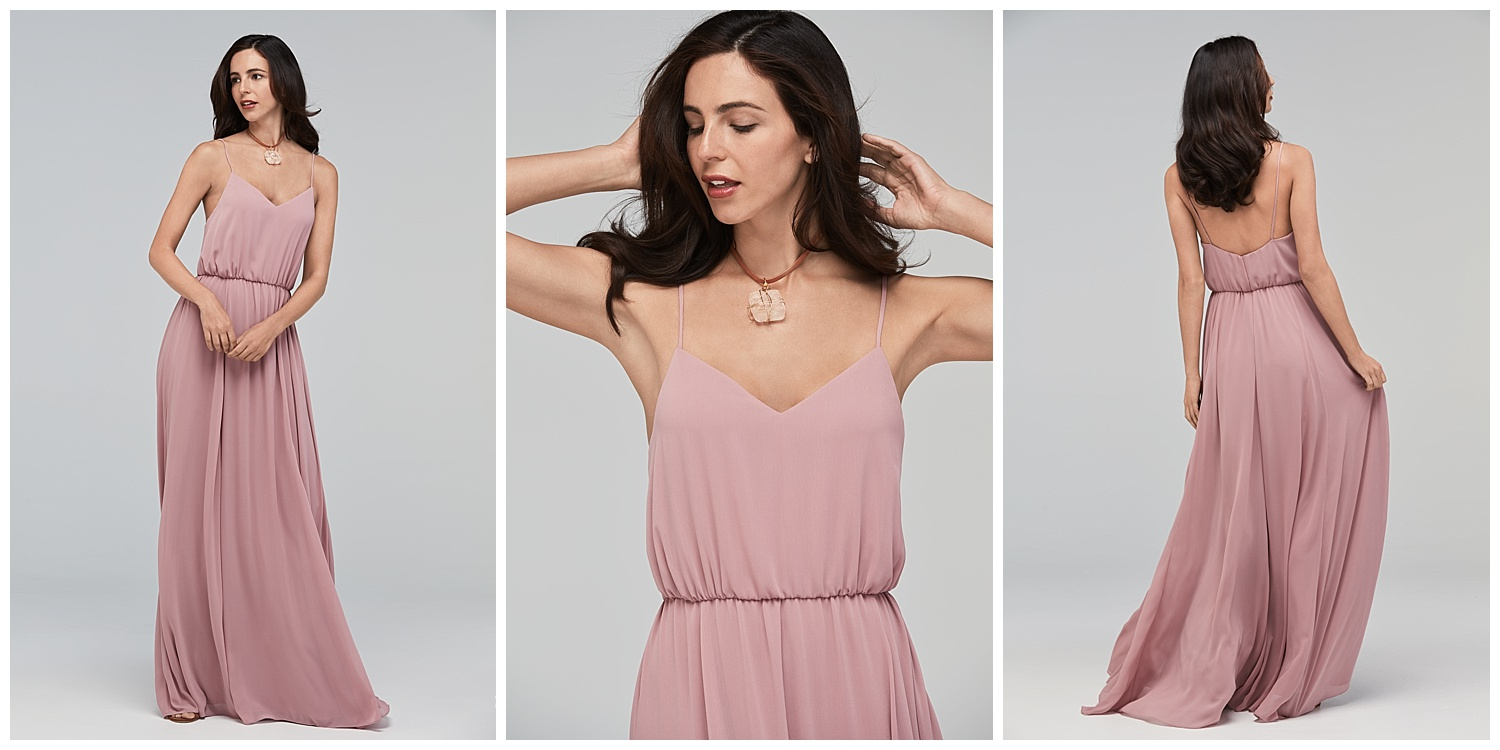 kerstie dress watters fall 2017 bridesmaid collection
