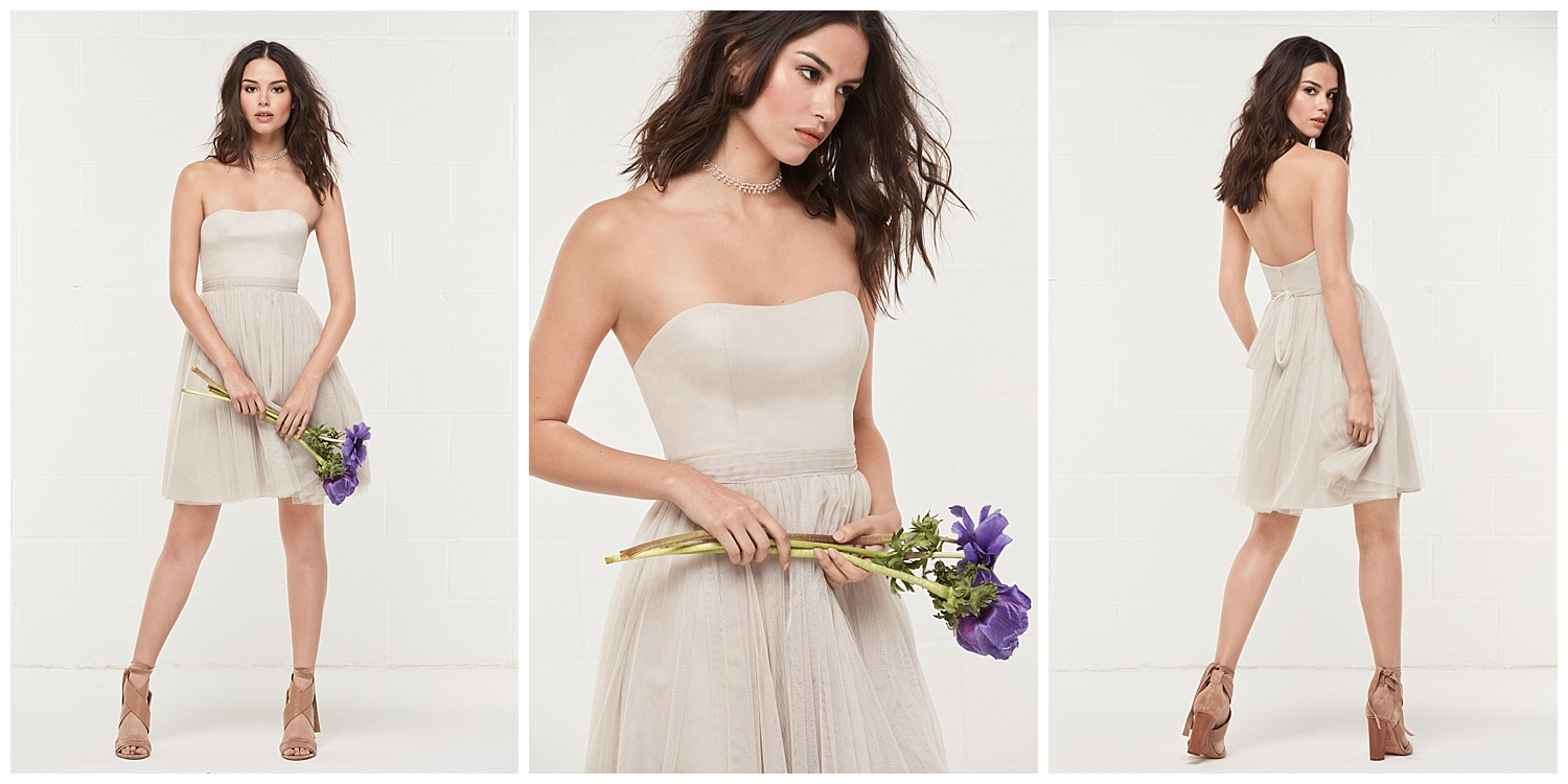 wtoo style 448K fall 2017 watters bridesmaid collection