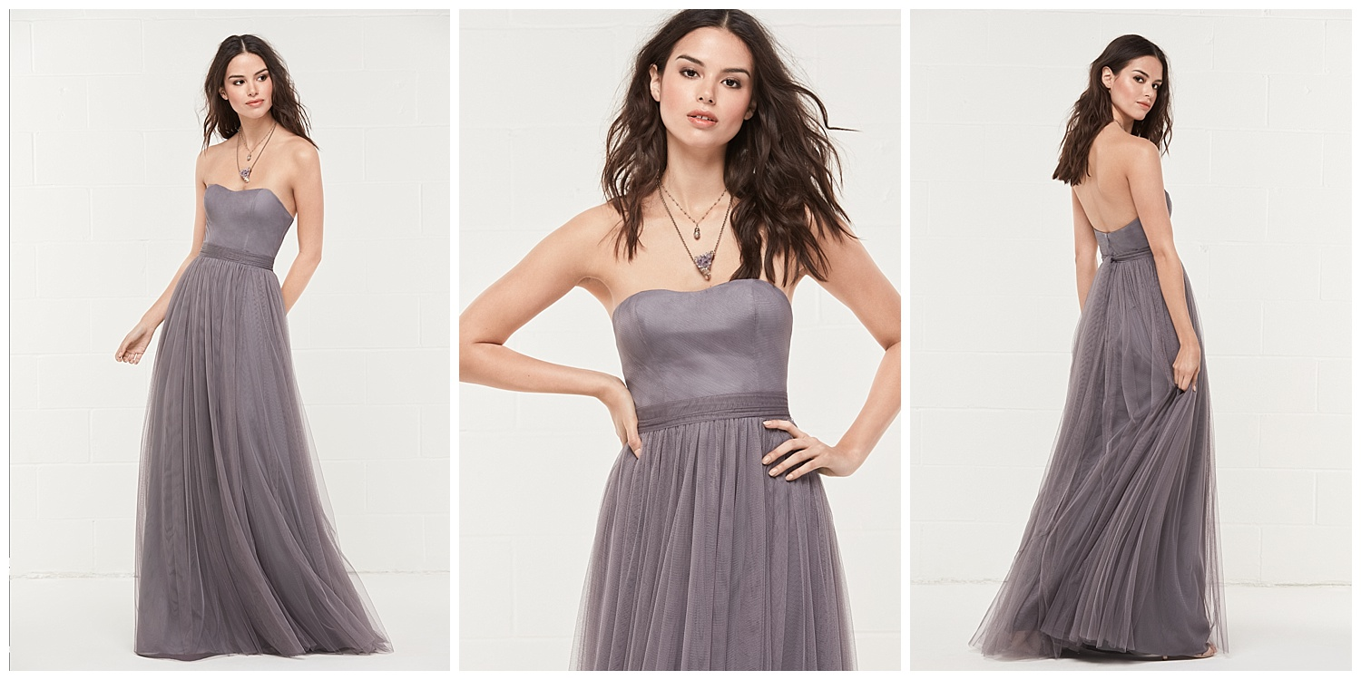 wtoo style 448 fall 2017 bridesmaid collection