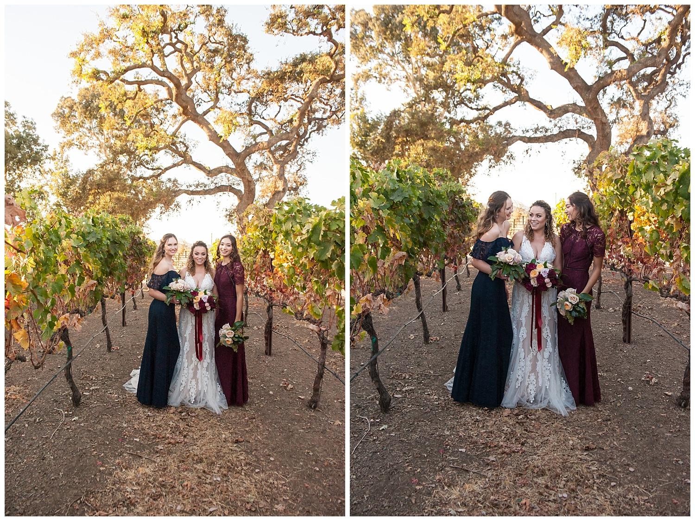 jen vasquez photography wedding in the vines