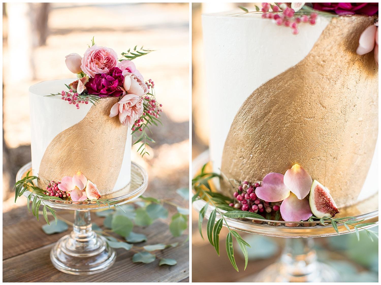 de joy photography tart and tin wedding cake