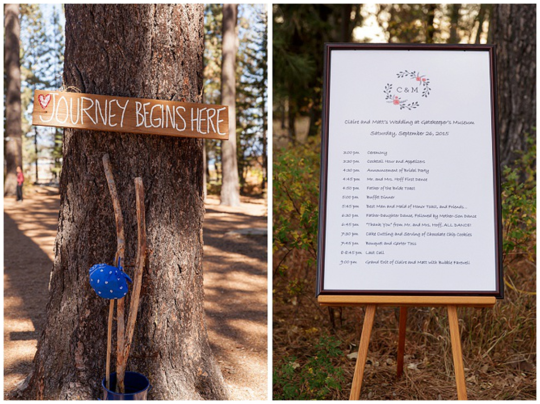 fifth and chestnut wedding photographers Lake Tahoe diy wedding