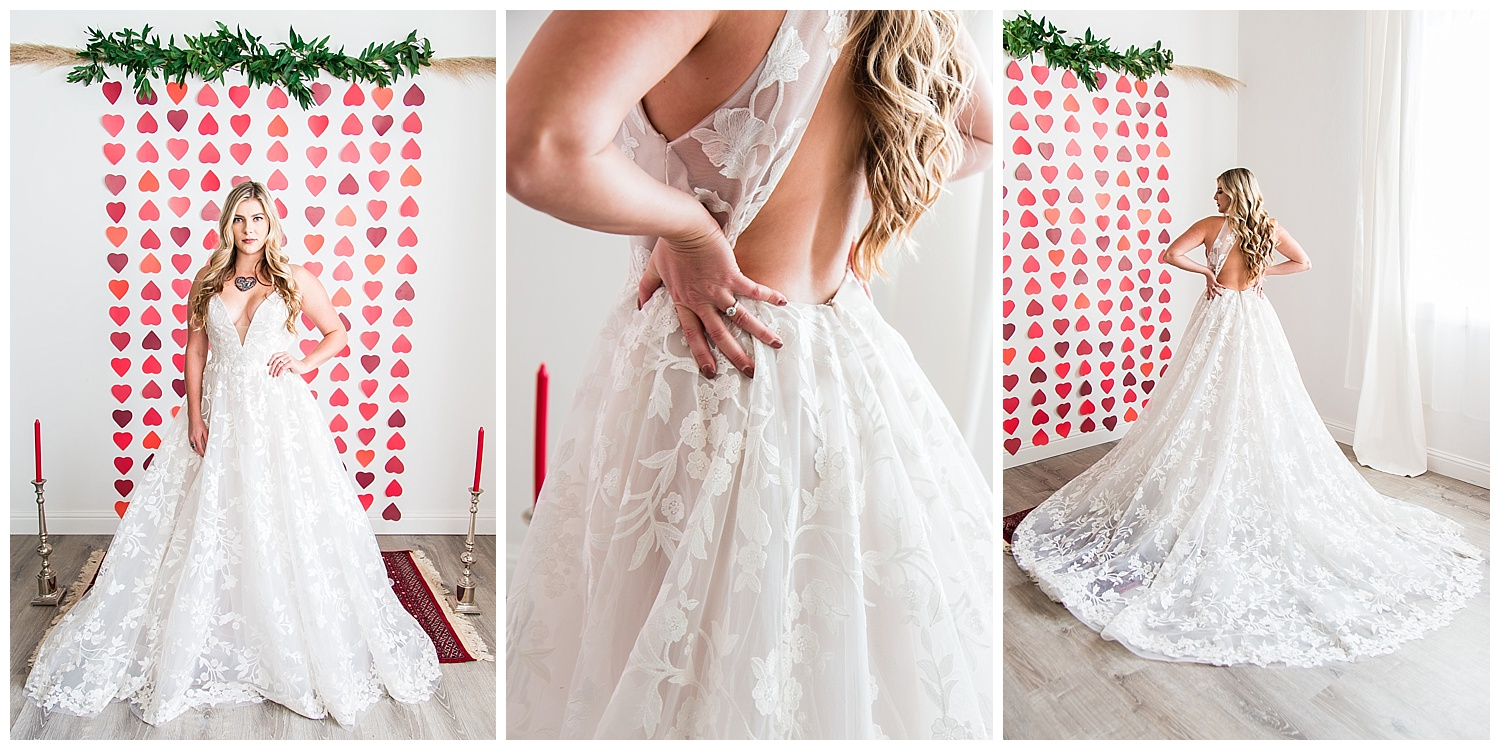 Kelley williams photography blush by Hayley Paige spring 2018 wedding