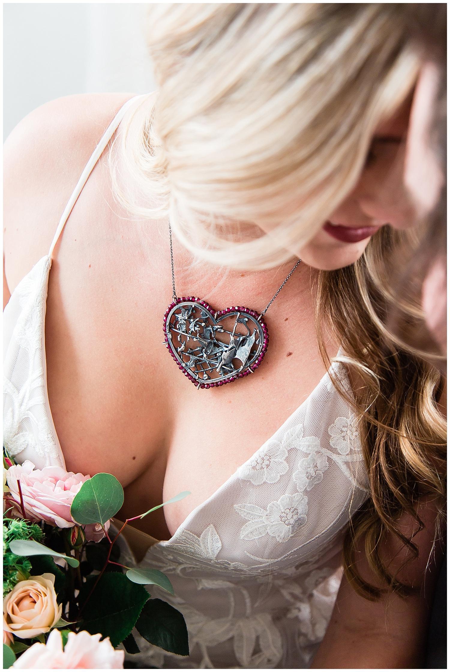 Kelley williams photography Erica freestone necklace