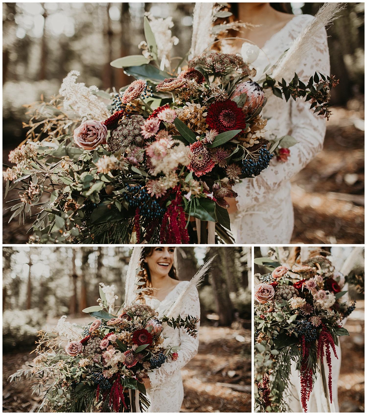 lake-tahoe-winter-wedding-boho-bride-dramatic-bouquet.jpg