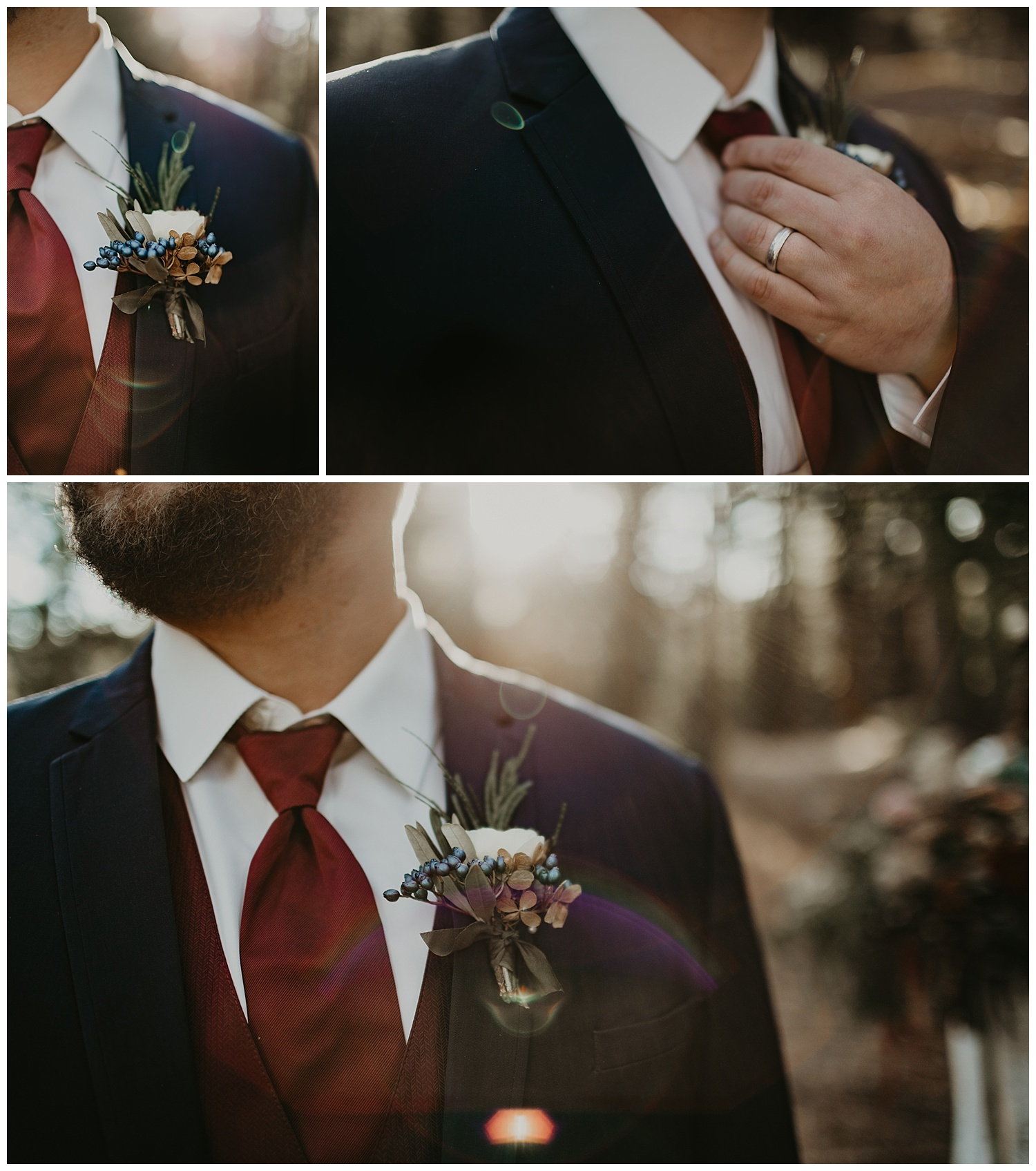 lake-tahoe-winter-wedding-groom-suit-red-tie.jpg