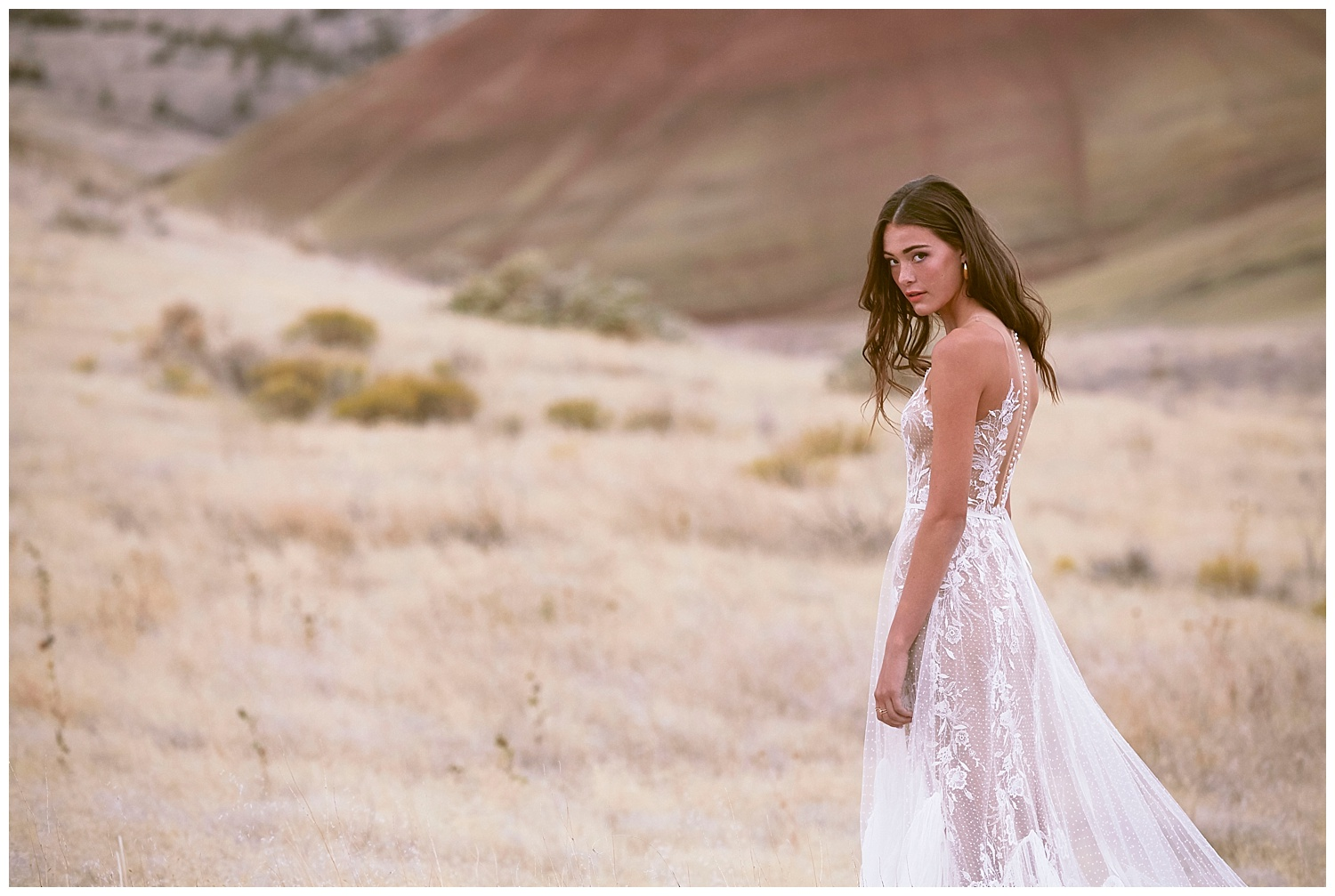 CAPRICORN GOWN BY WILLOWBY