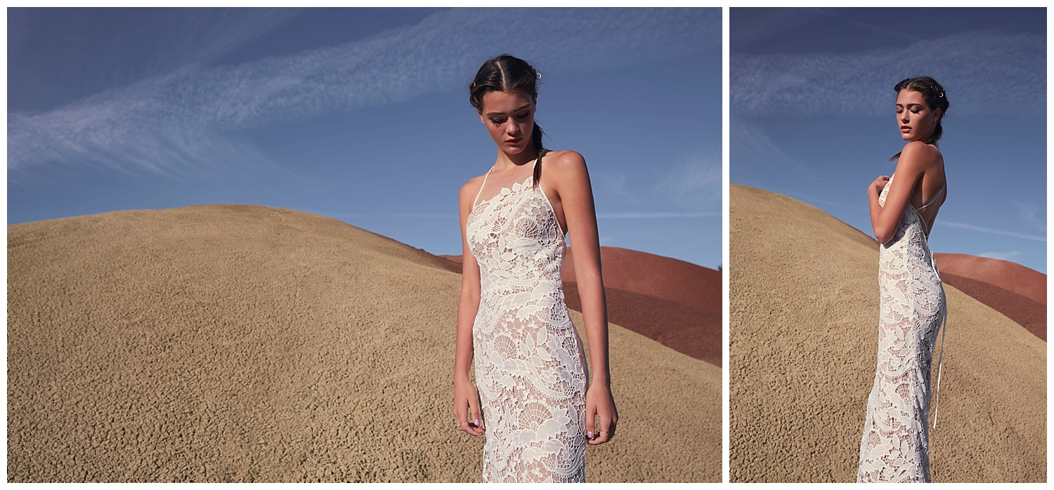 DYLAN GOWN BY WILLOWBY