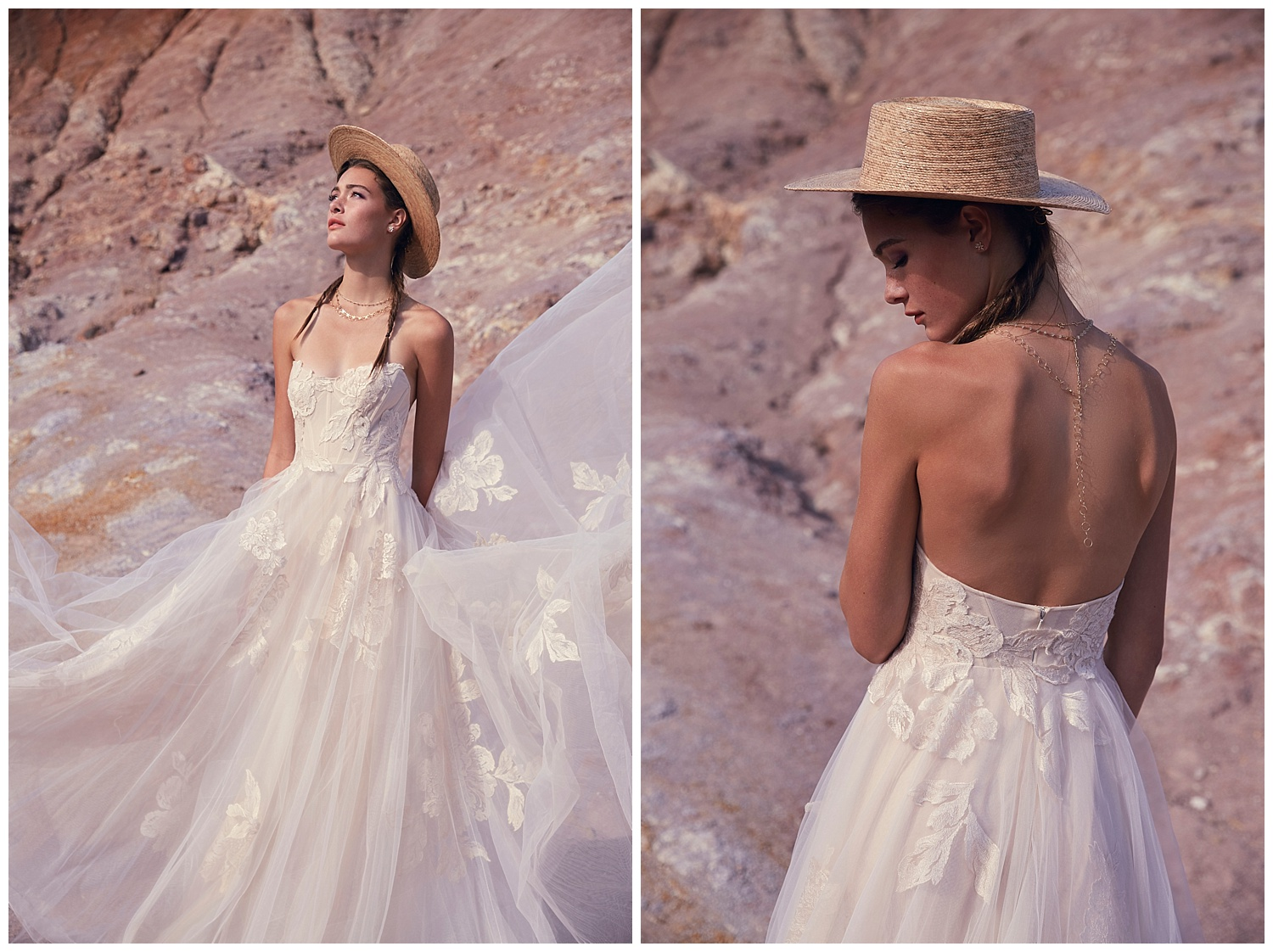 HARMONY GOWN BY WILLOWBY