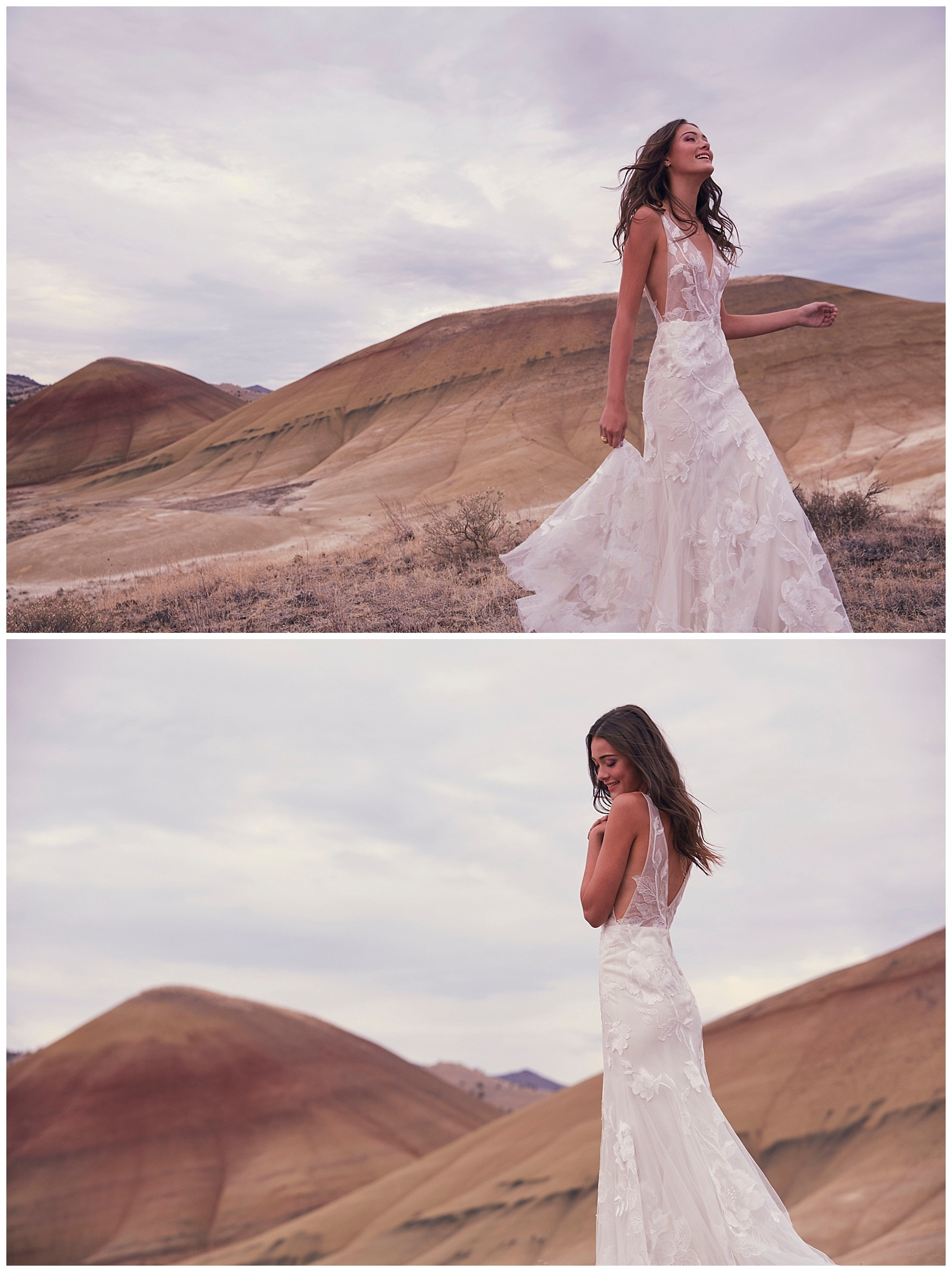 HONOR GOWN BY WILLOWBY