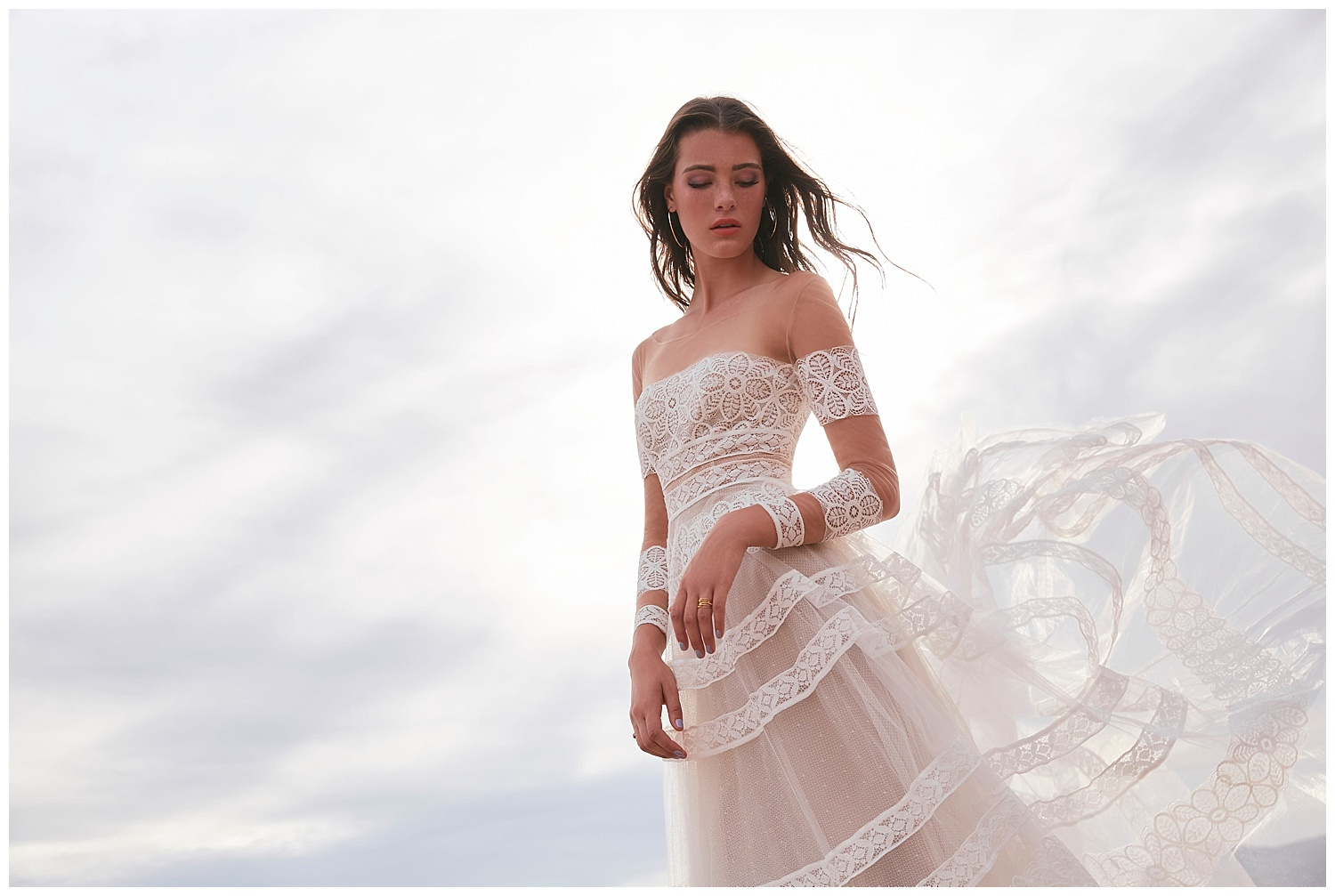 LENNON GOWN BY WILLOWBY