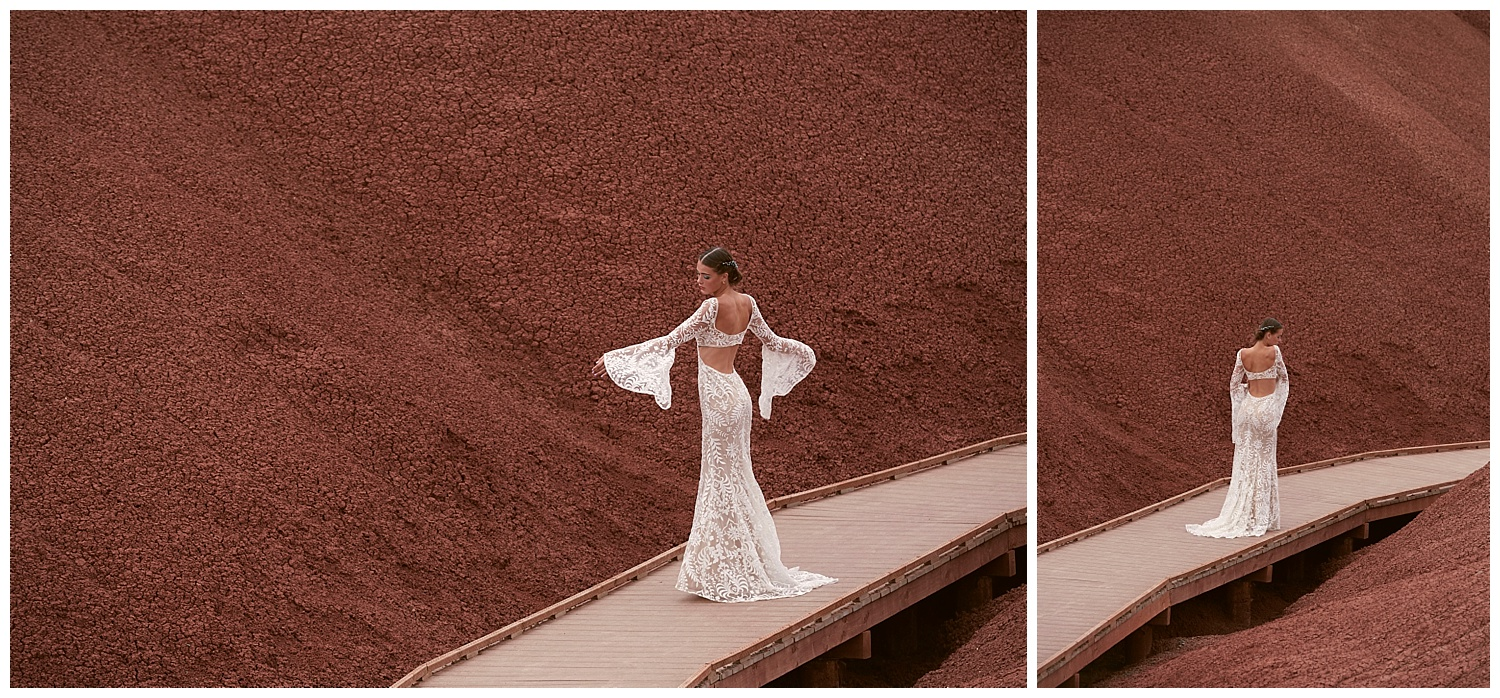 ARLO GOWN BY WILLOWBY