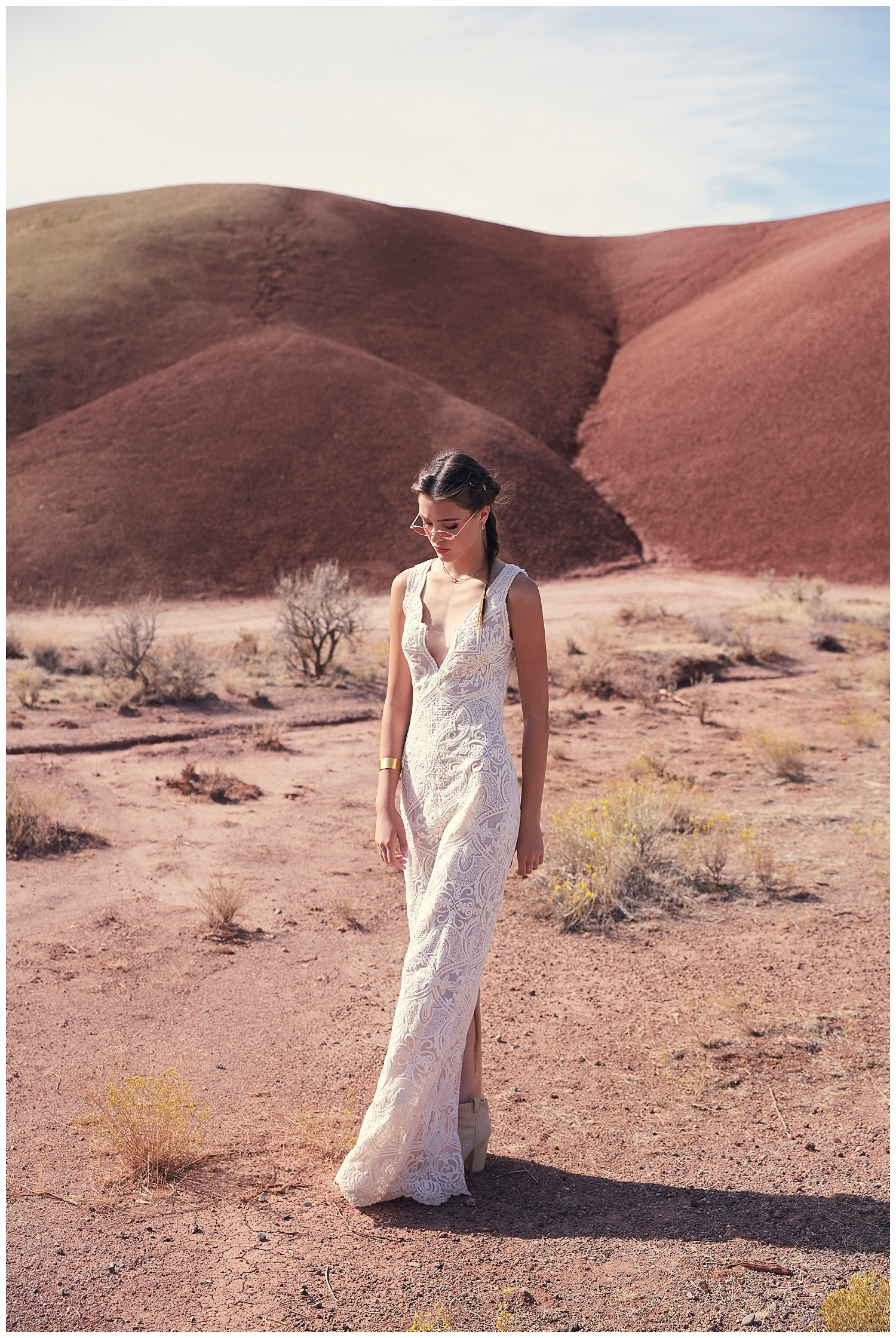 GYPSIE GOWN BY WILLOWBY