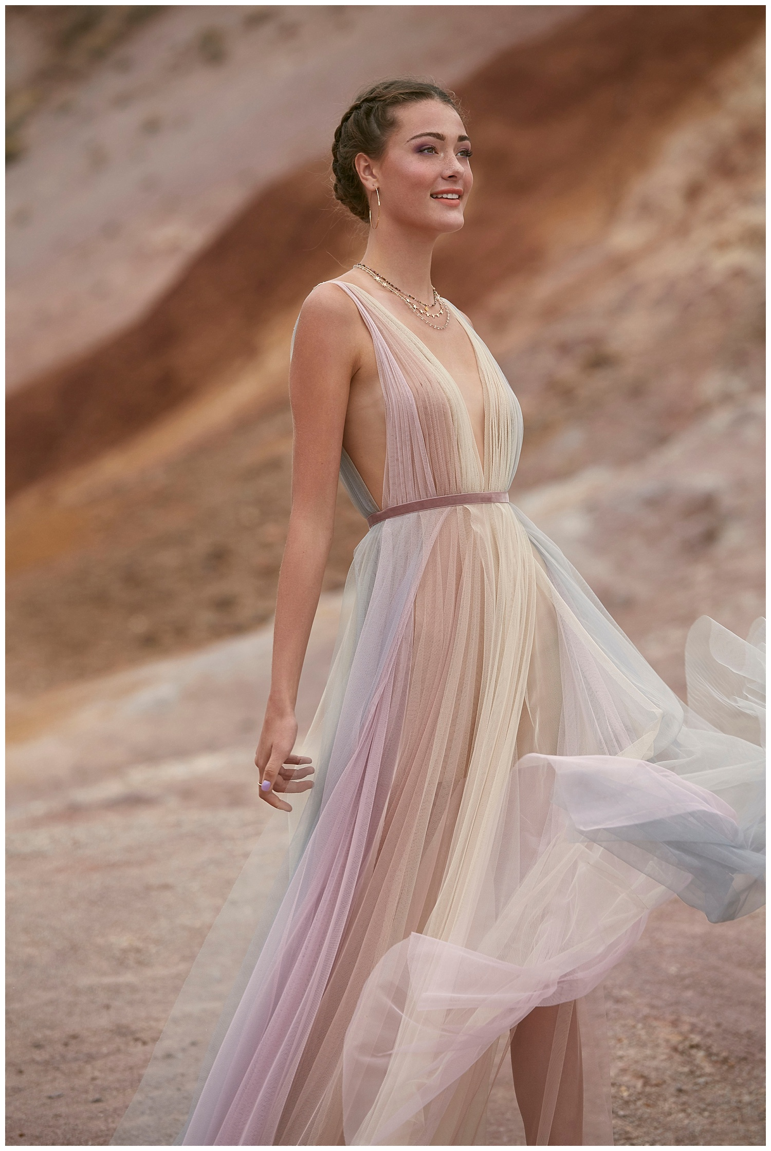 HUTTON GOWN BY WILLOWBY