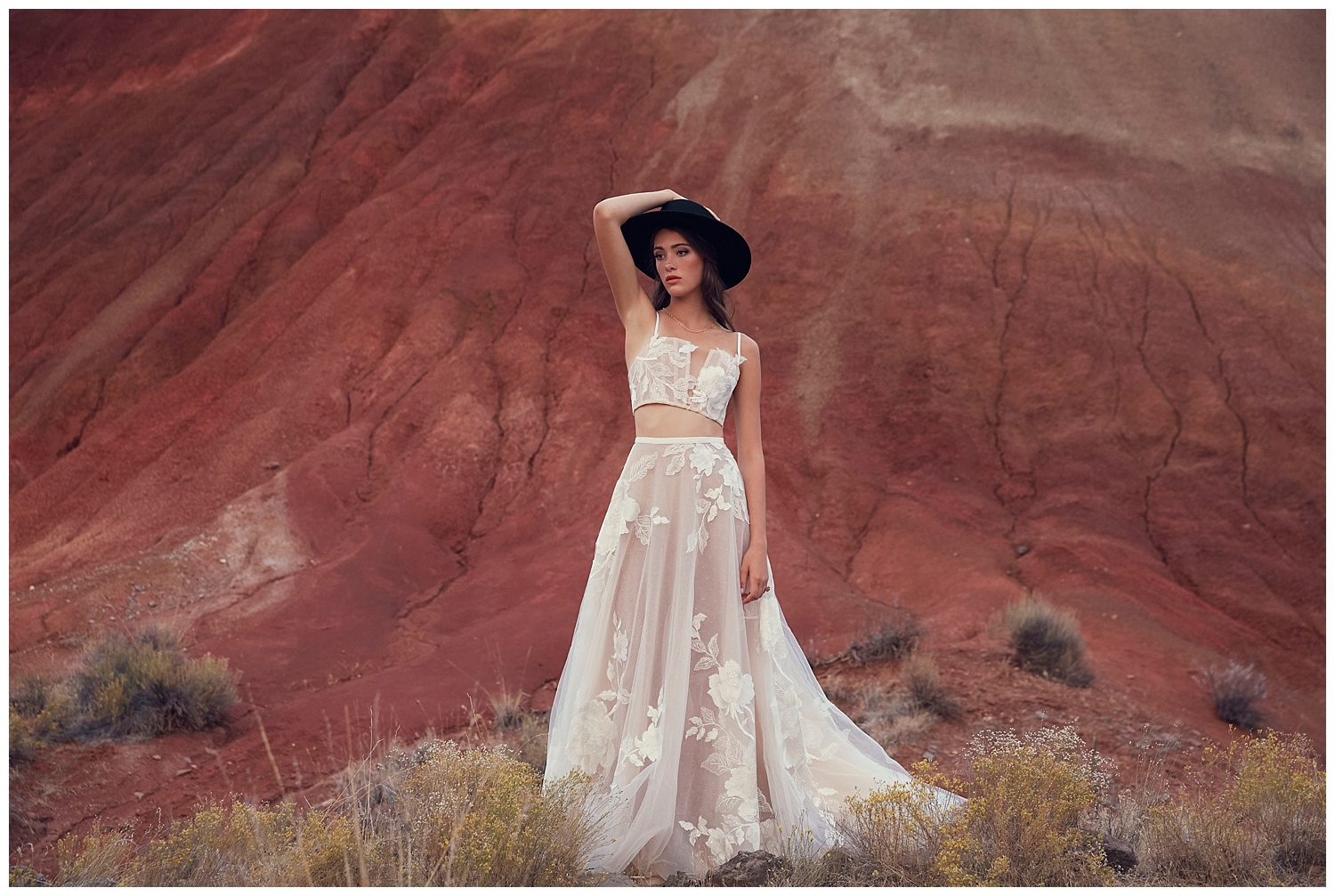 LAYLA GOWN BY WILLOWBY