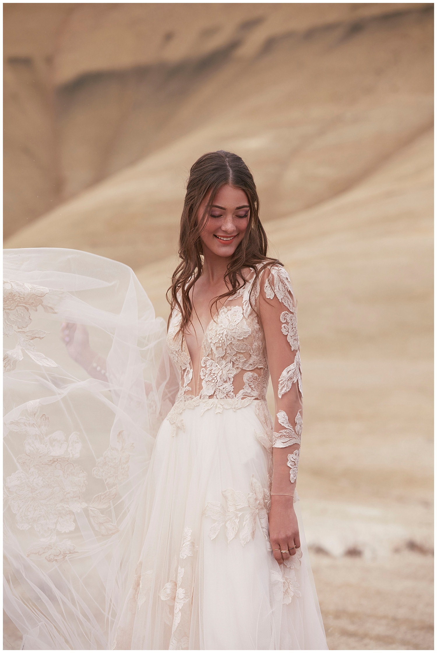 RHAPSODY GOWN BY WILLOWBY