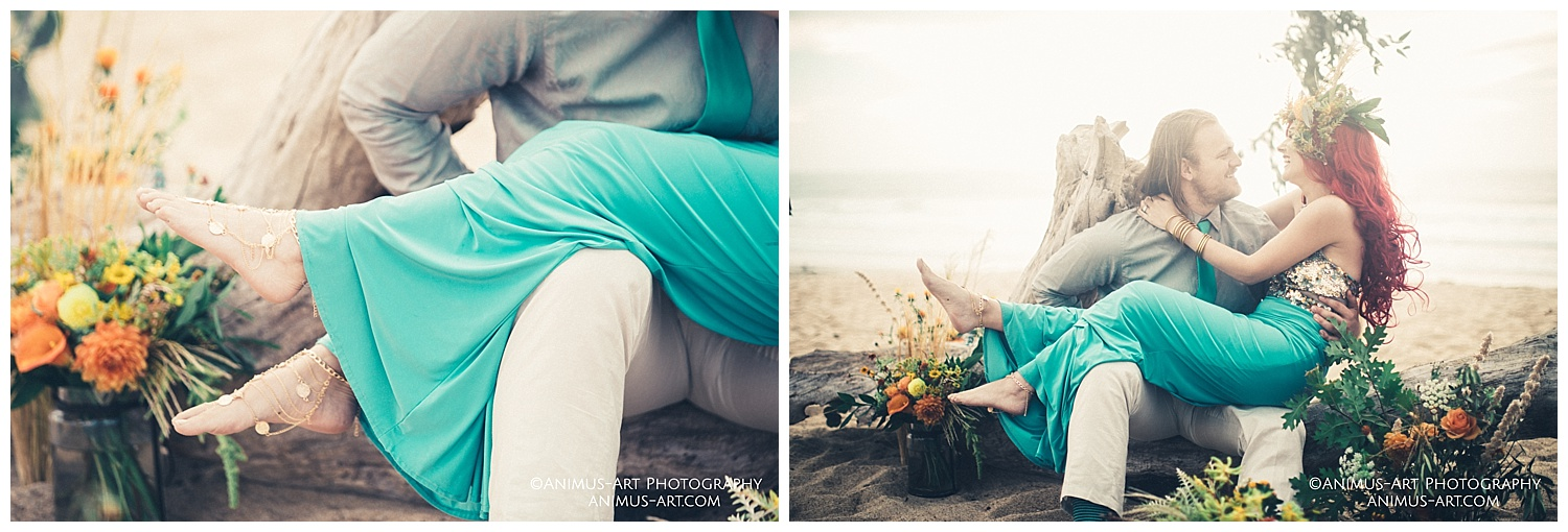 Mera Gold Ankle Jewelry for Aquaman Inspired shoot at beach.jpg