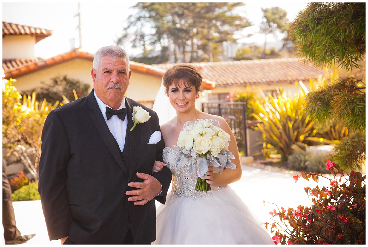 Bride with Father of Bride Epiphany Boutique wedding gown.jpg
