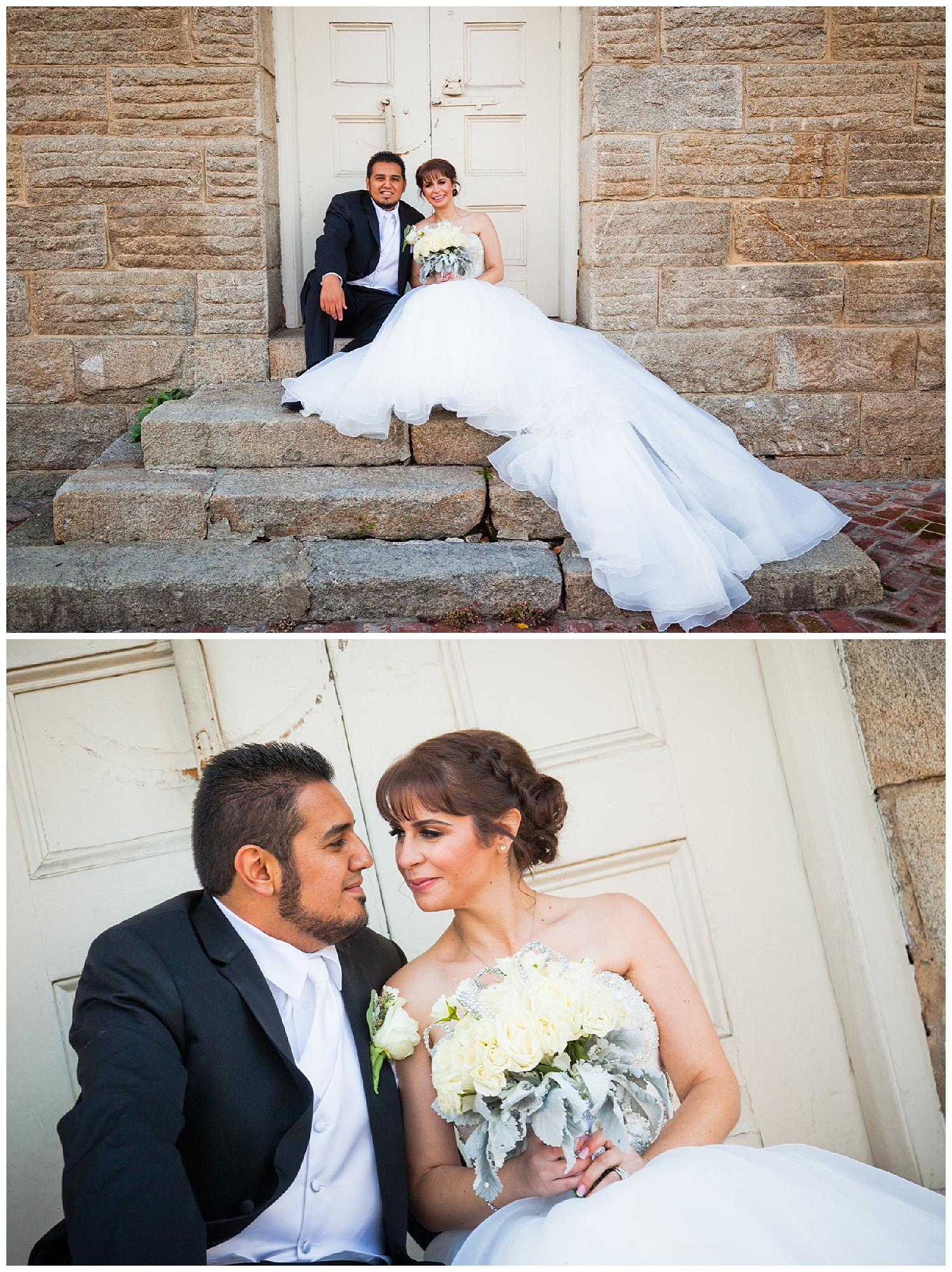 Monterey City Hall Wedding Portraits Gown by Epiphany Boutique.jpg
