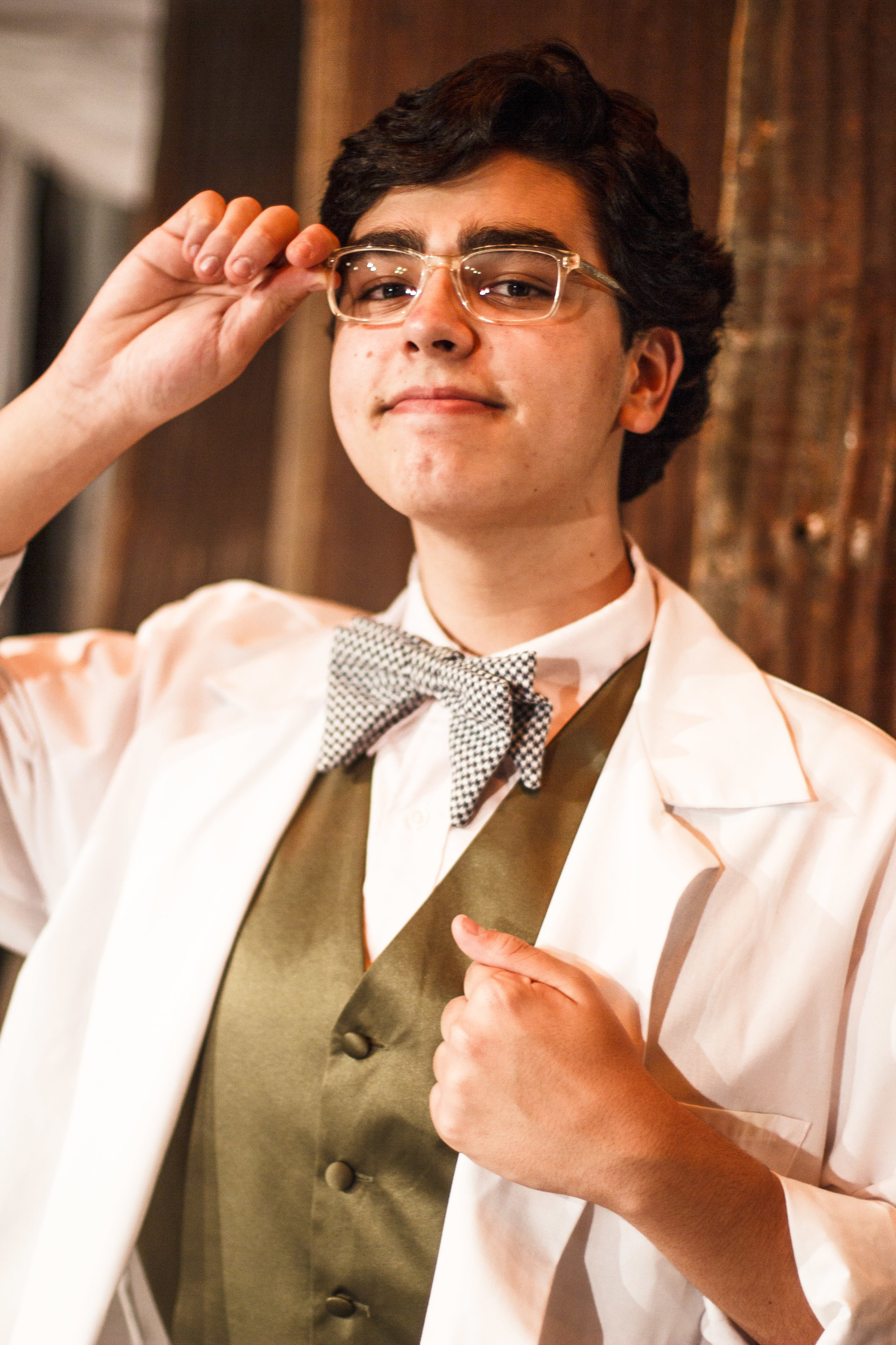 Dr. Billeaux