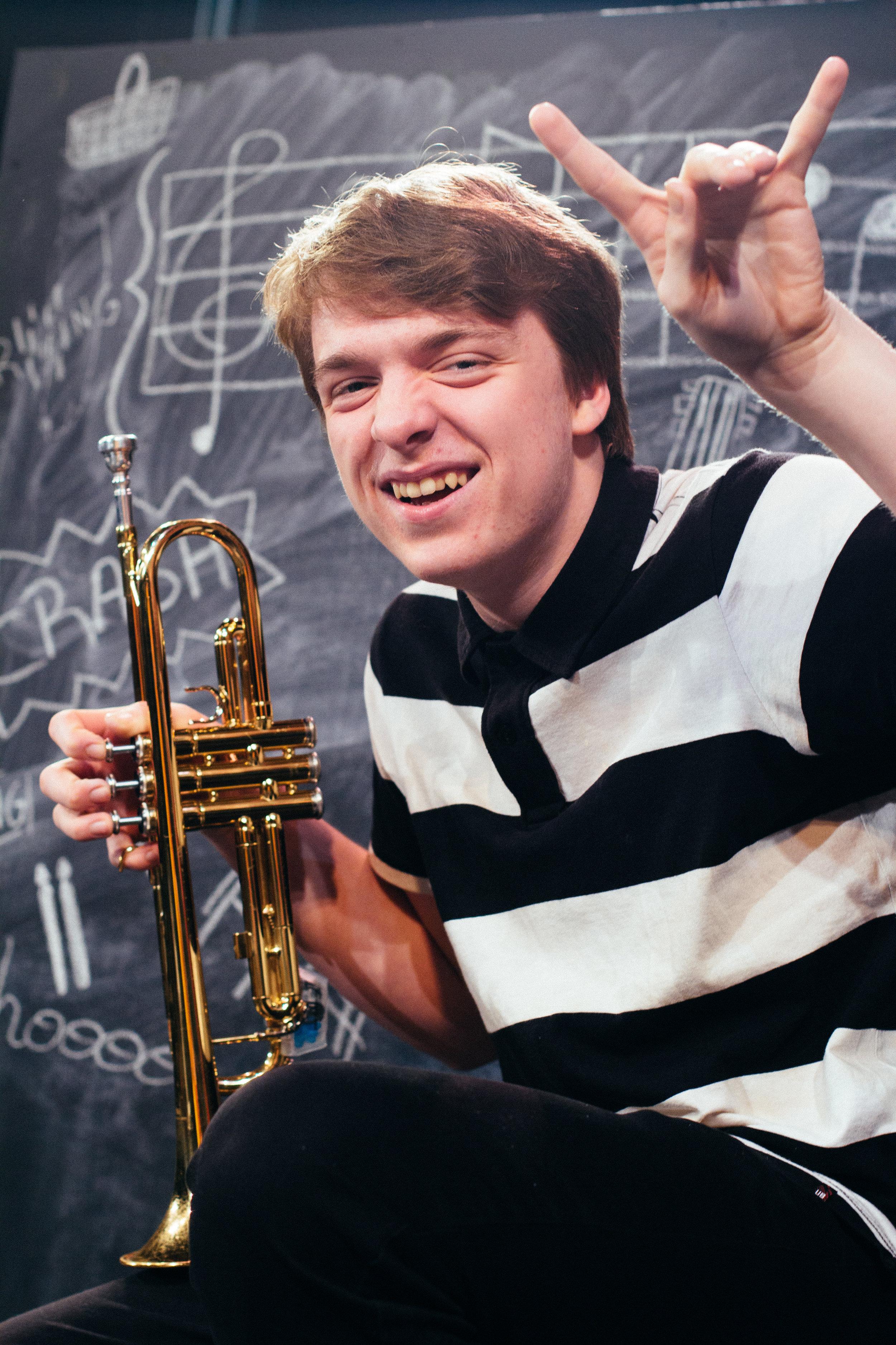 Trumpet / Foley