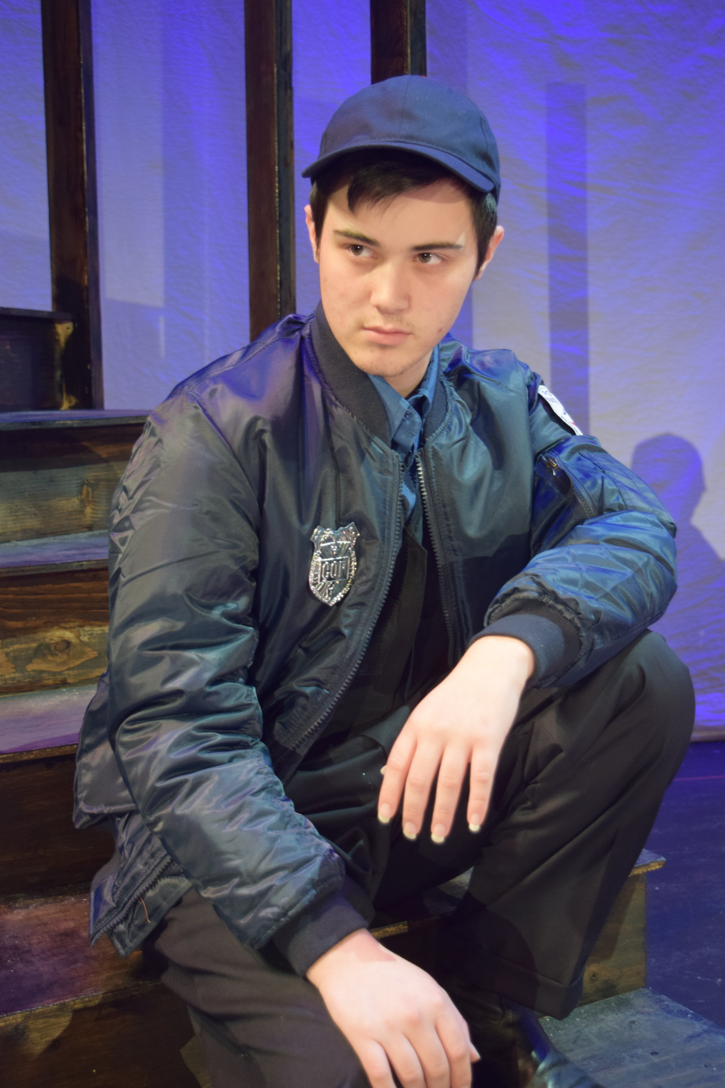 Izzy Serebrov as Javert
