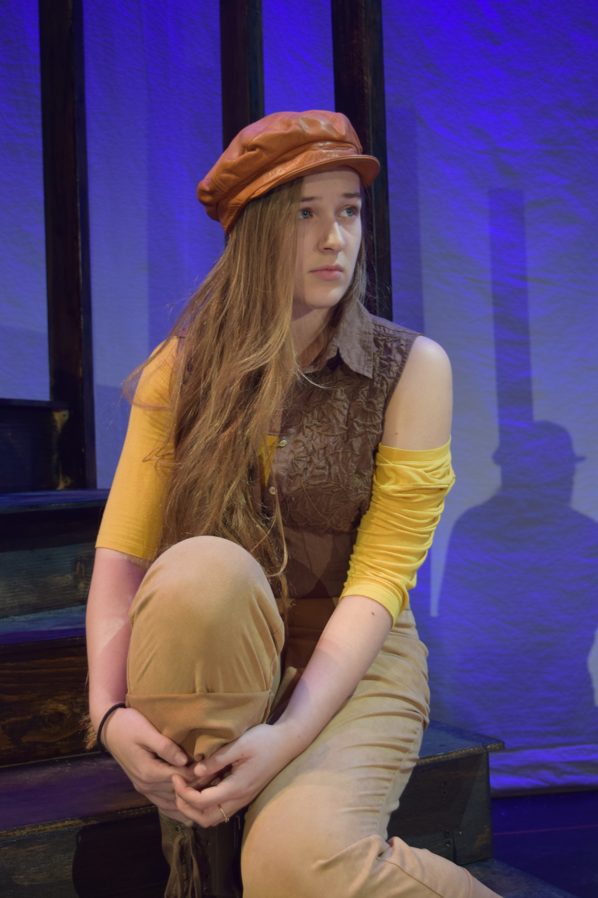 Jenna Agricola as Eponine