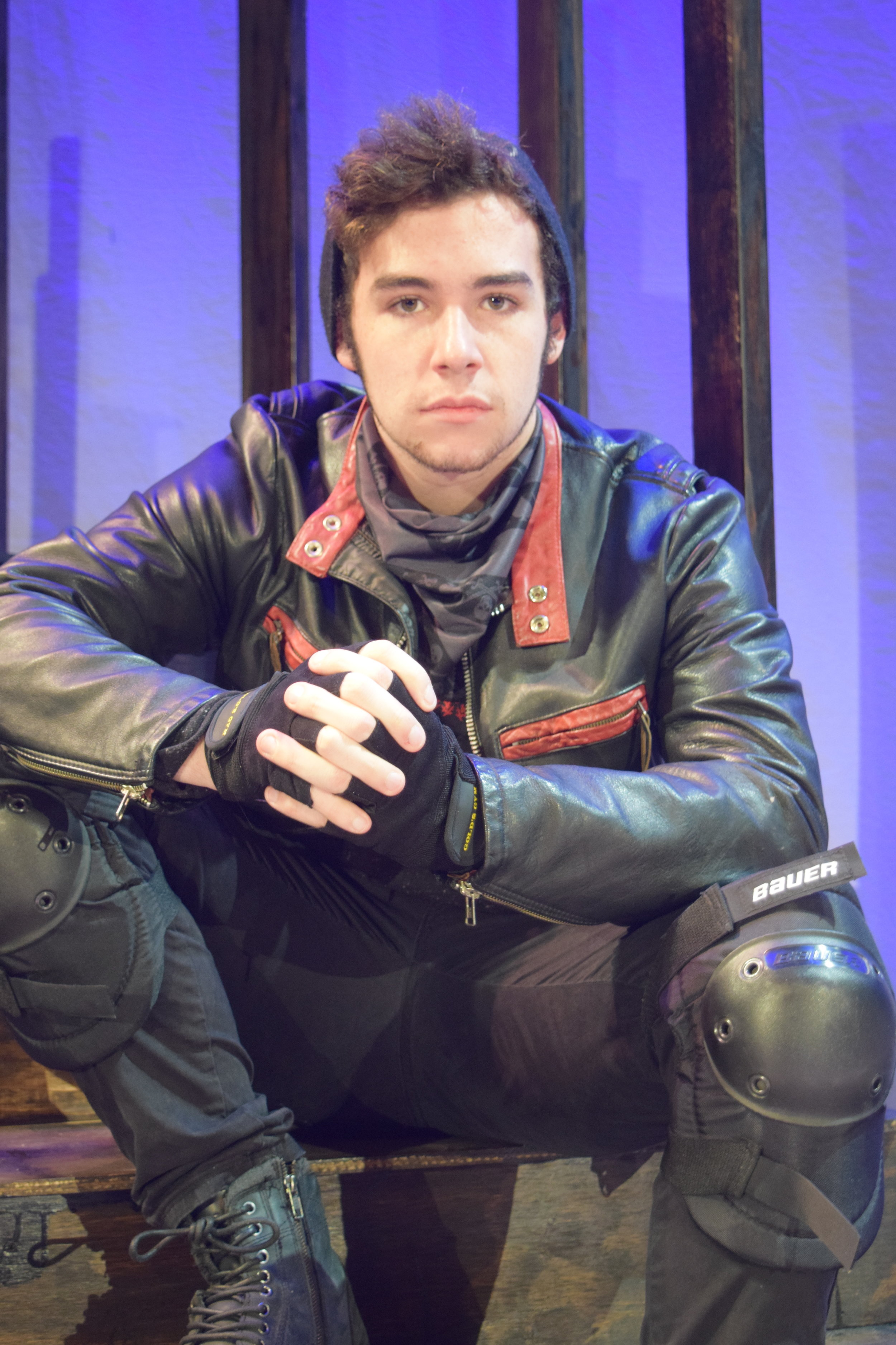 Ryan Poulin as Grantaire