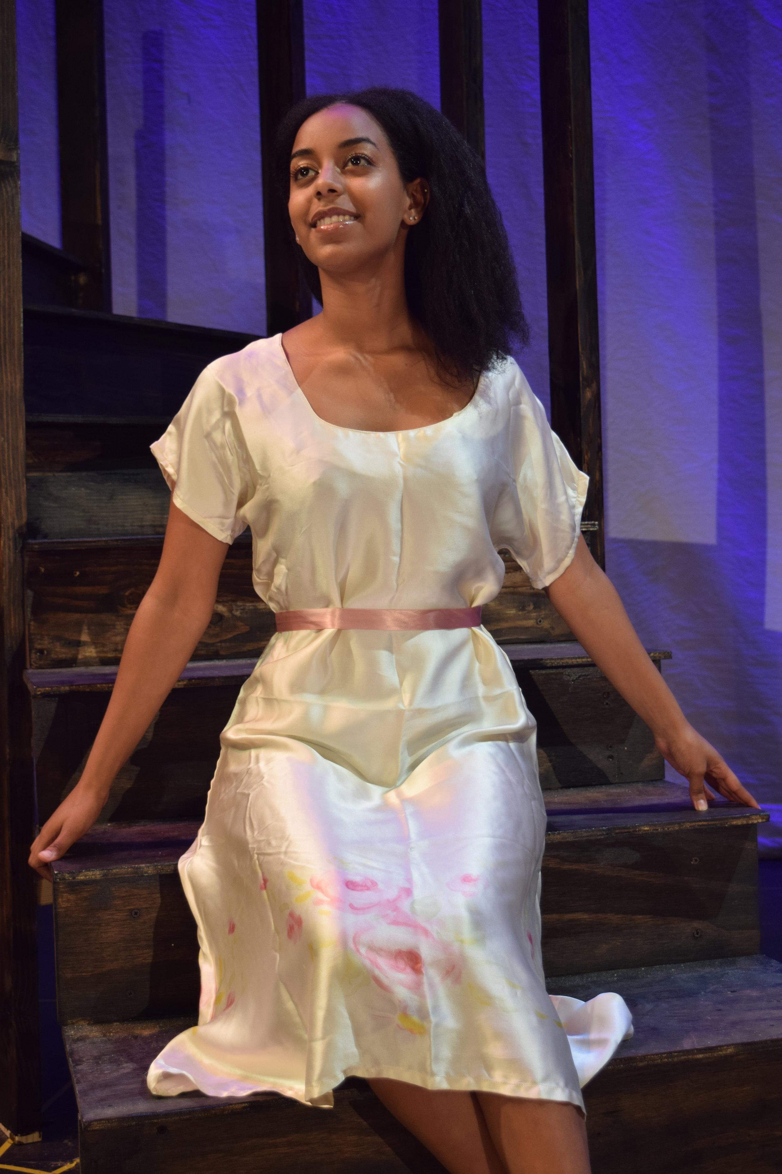 Sosenna Palmer as Cosette
