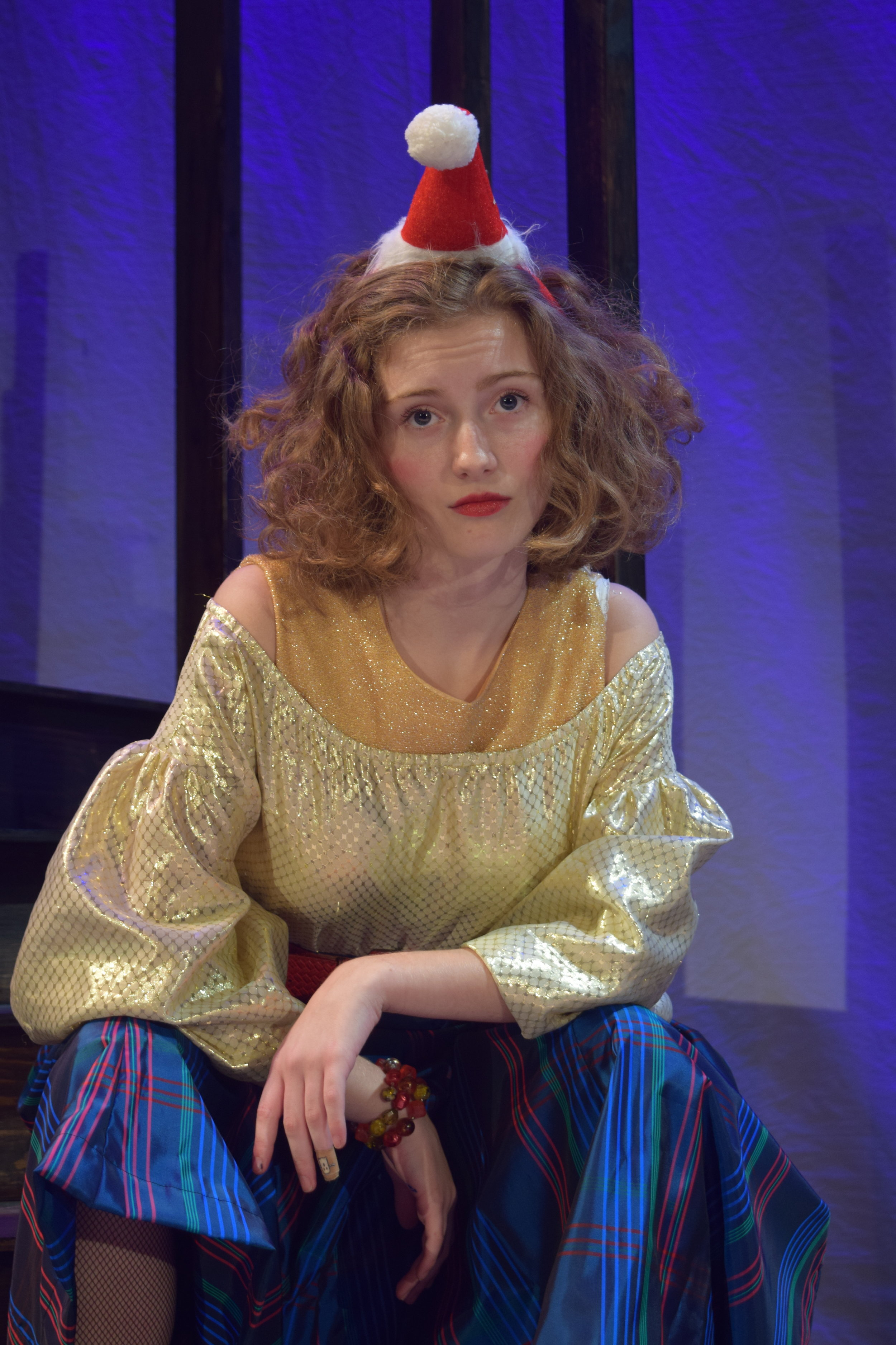Ingrid Zinger as Madame Thenardier