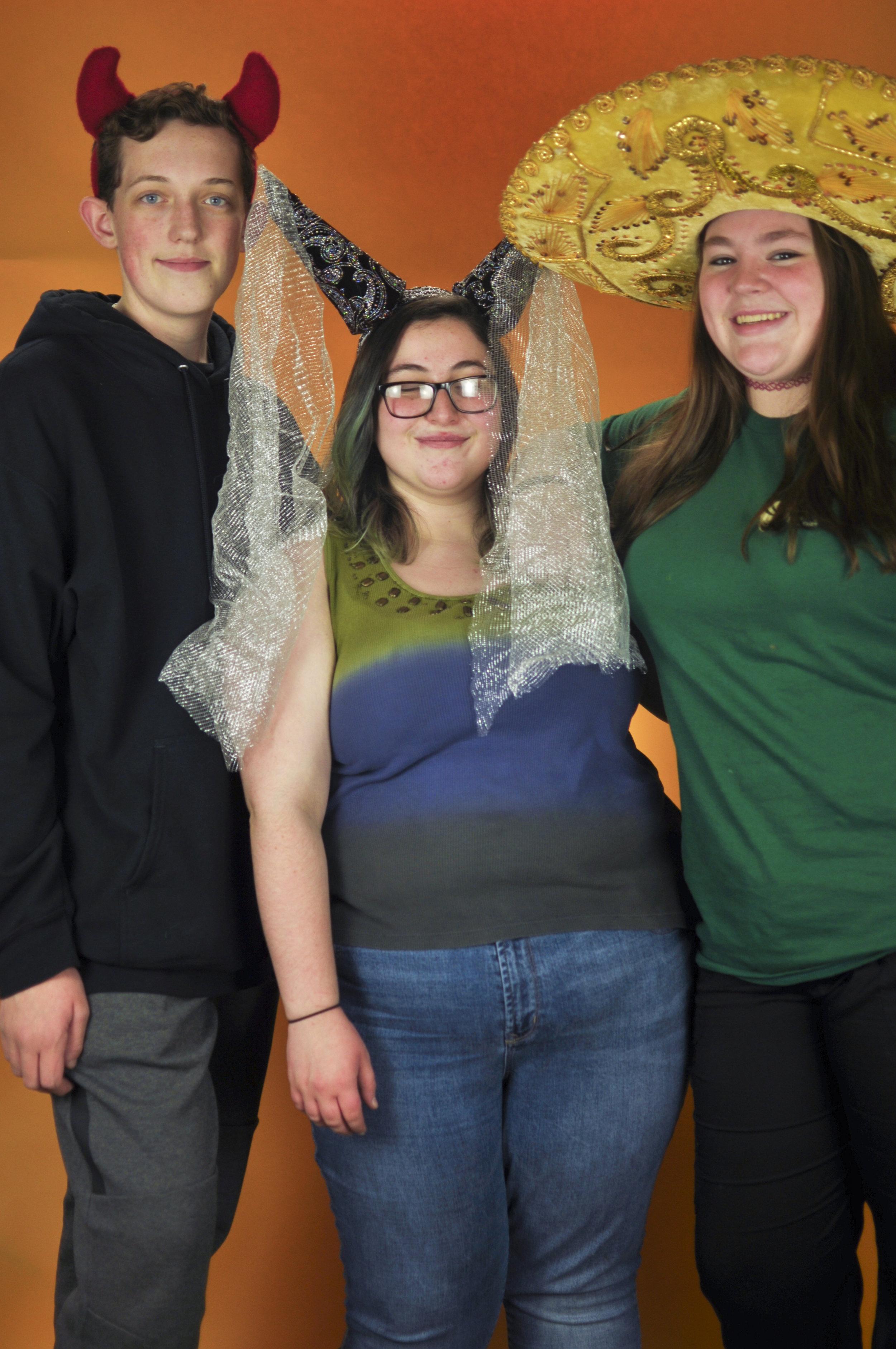 Costume Team