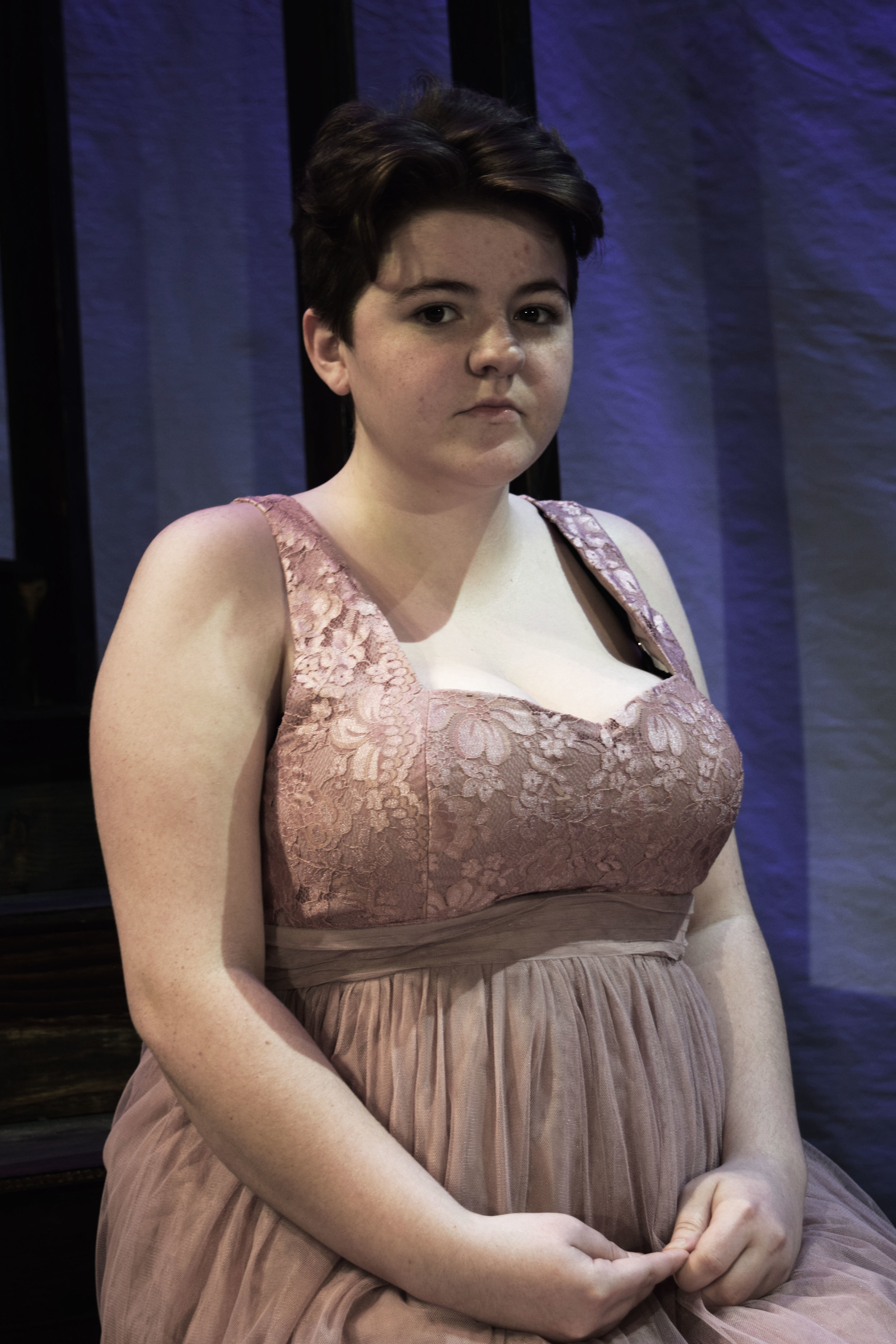 Jaylin Rae as Fantine
