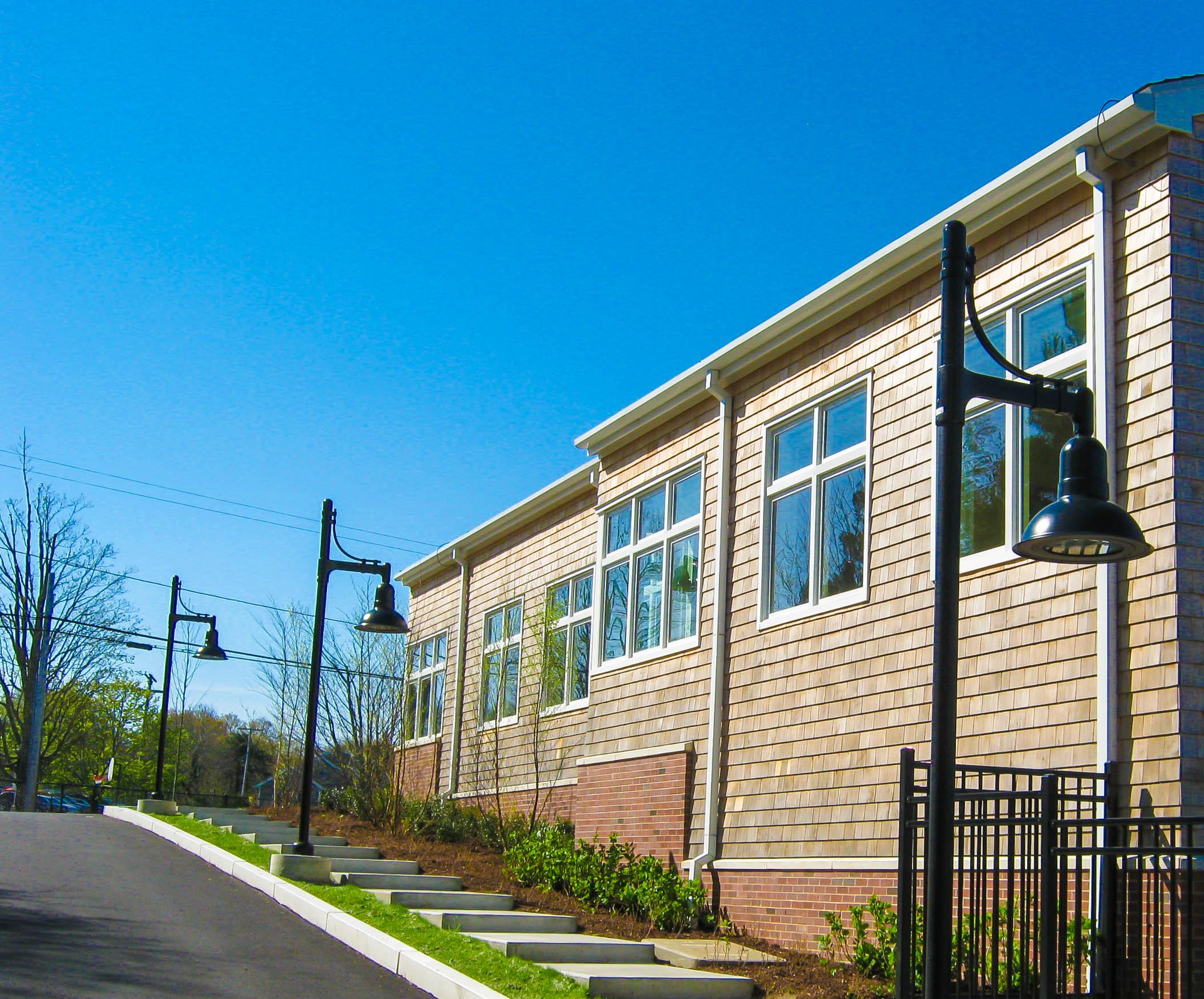 Tisbury Emergency Services Facility