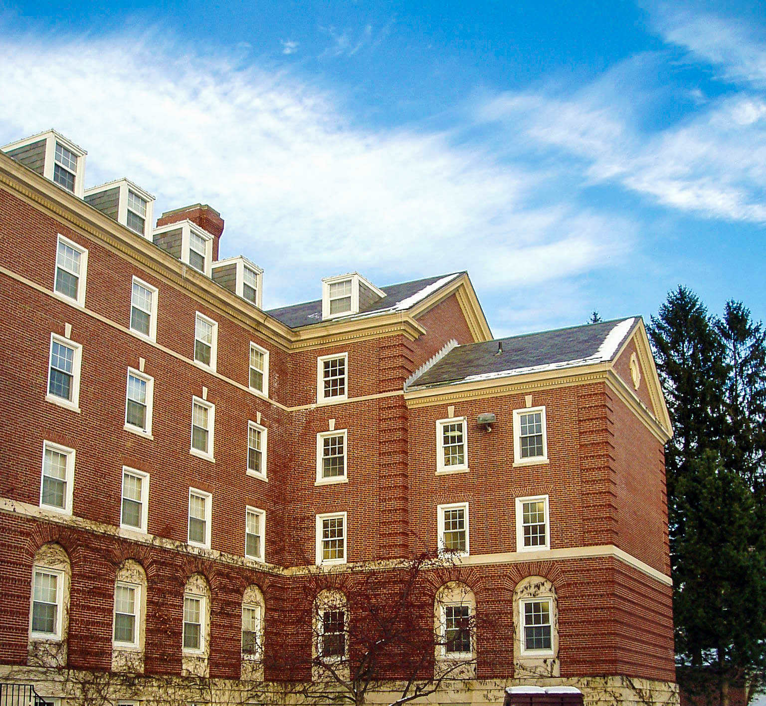 Wheeler Residence Hall