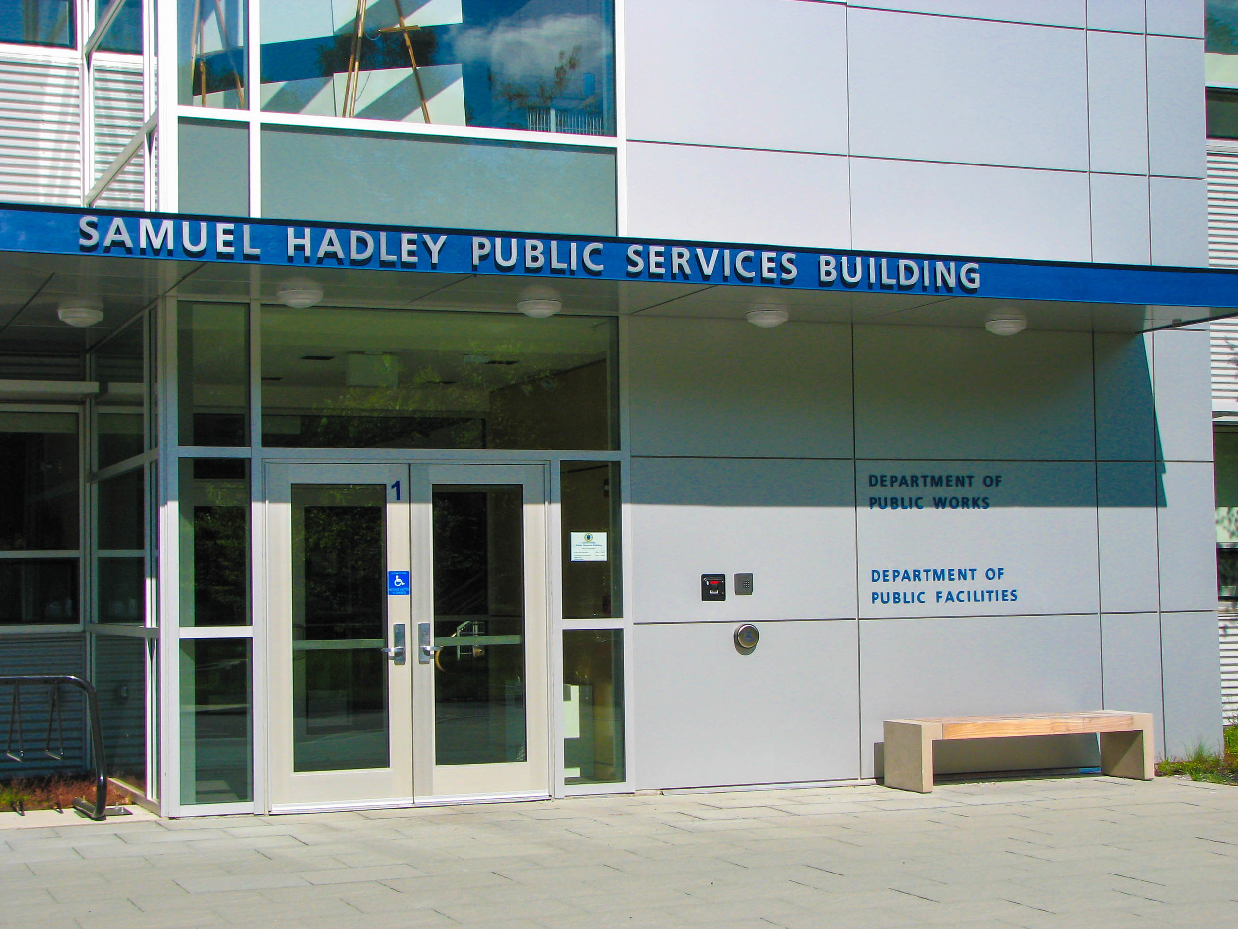 Samuel Hadley Public Services Facility