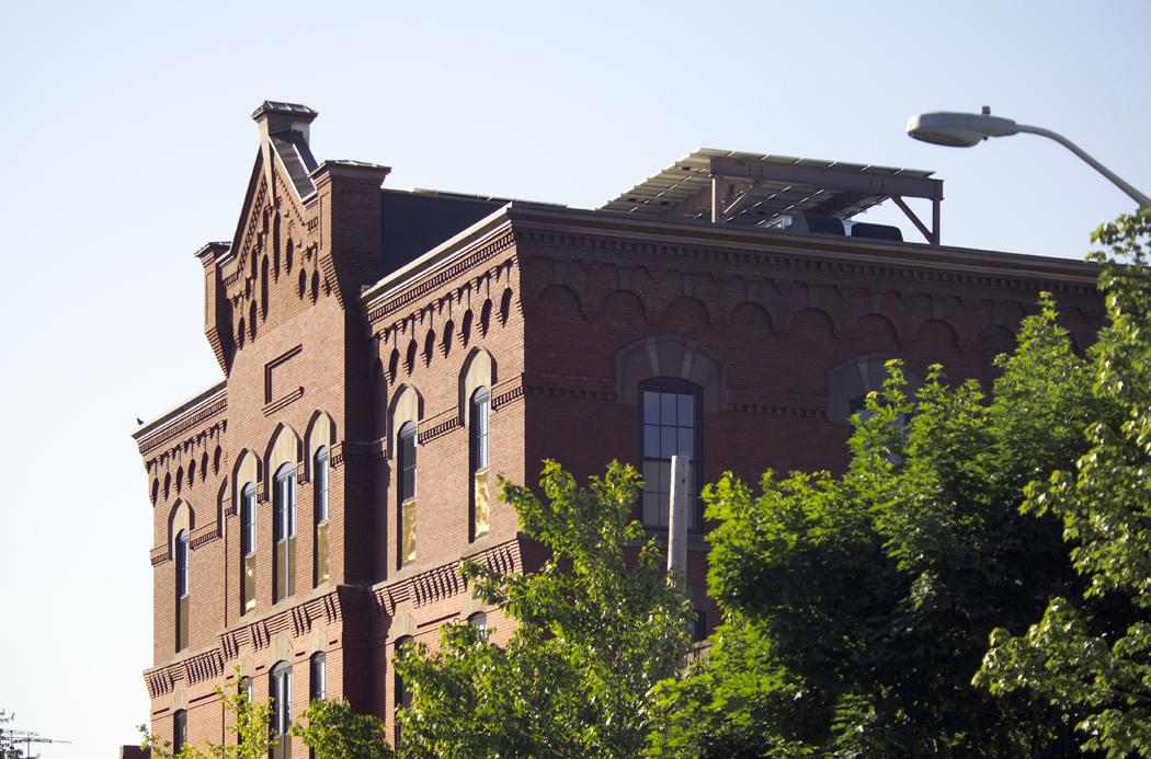 Cambridge City Hall Annex