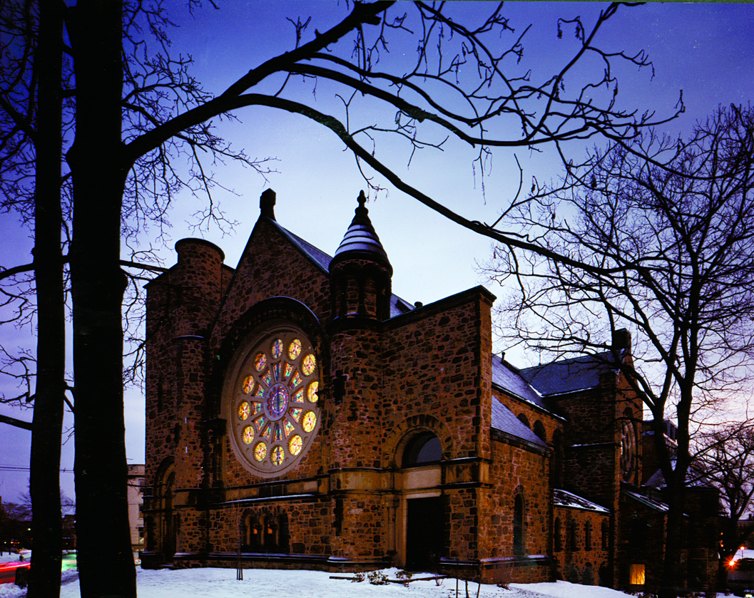 90 Park Street — St. Mark's Church