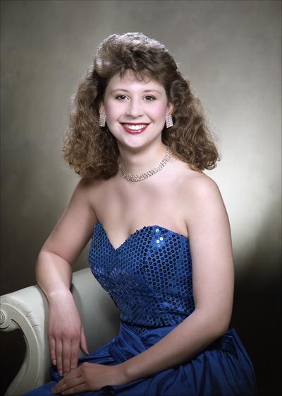 1991 Tracey Halsey