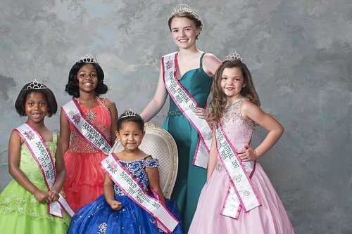 DOGWOOD PAGEANT - March 28, 2020