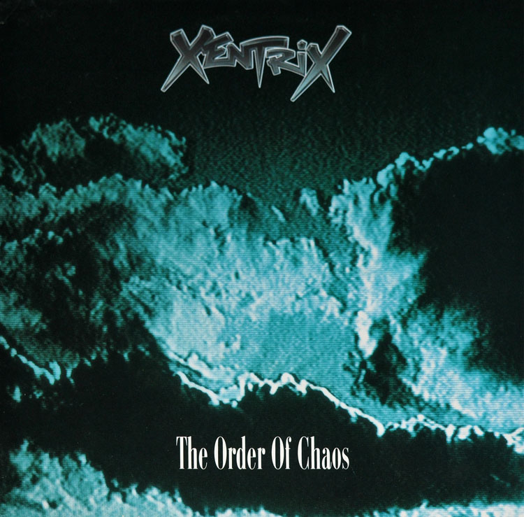 The Order of Chaos1992  - The Order Of ChaosRewardAll Bleed Red
