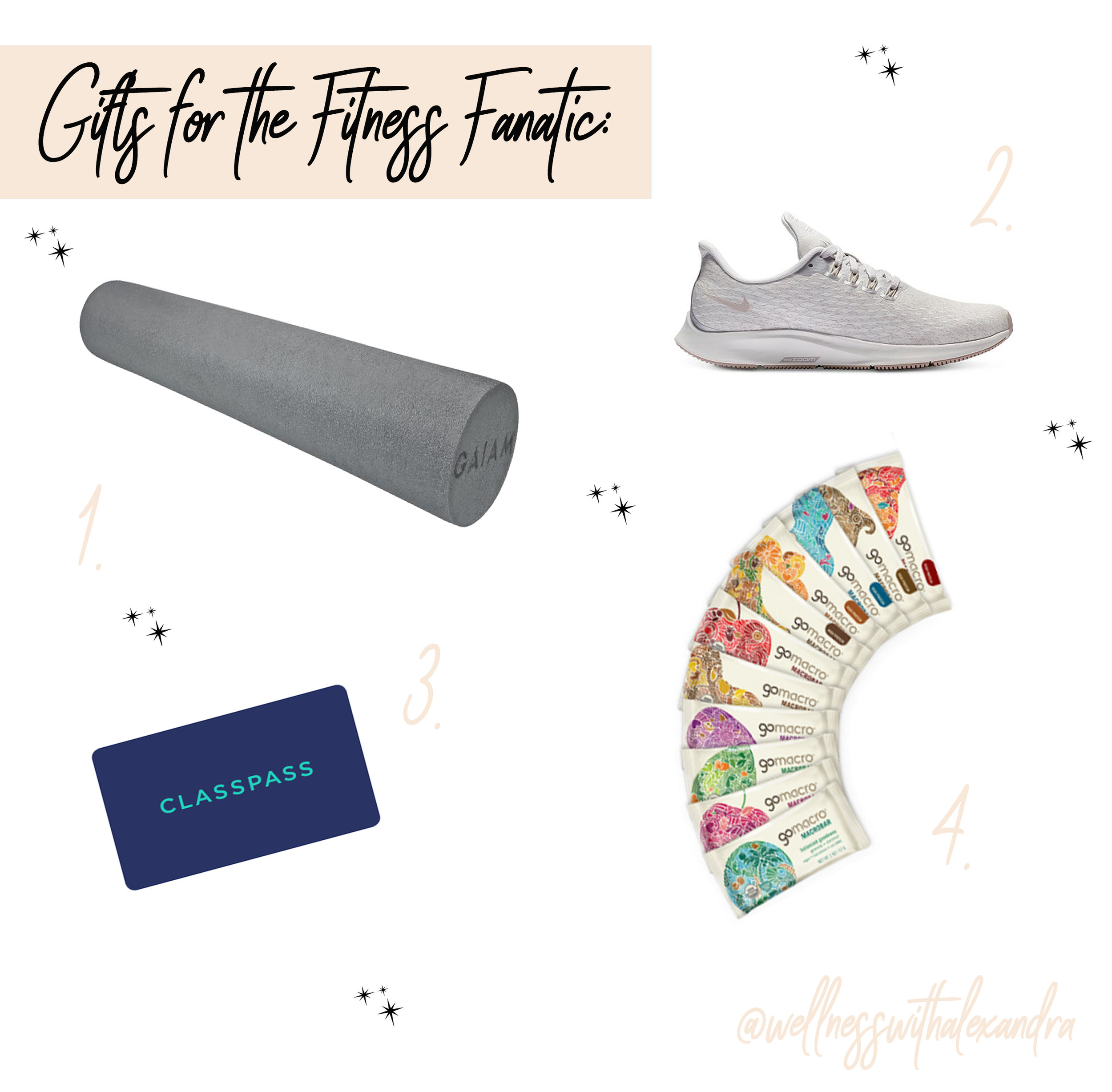 GiftsForTheFitnessFanatic