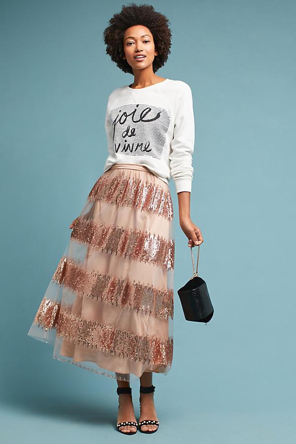 Revelry Maxi Skirt