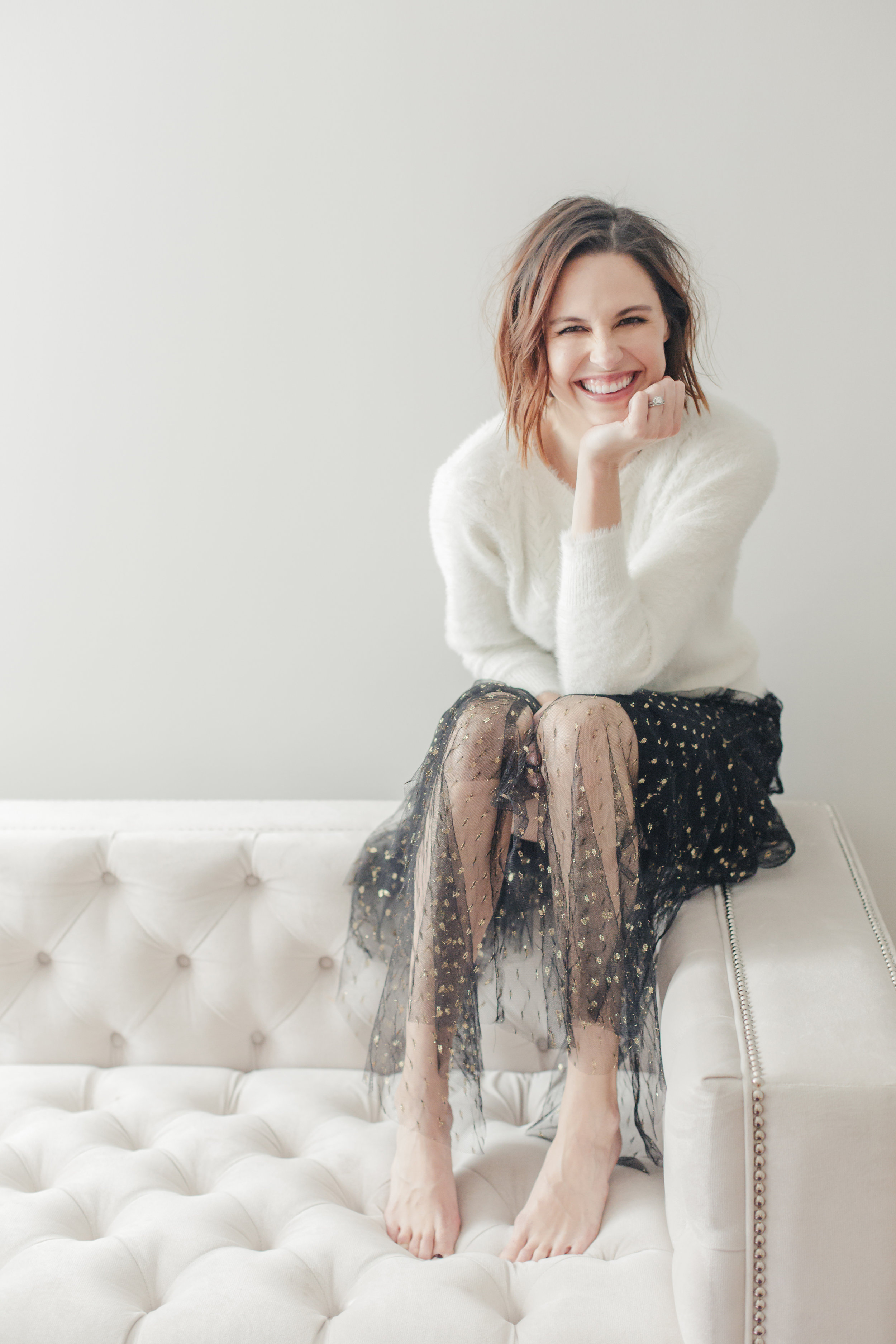 Fave Holiday Party Looks - Cozy + Chic = A whole lot of wearability