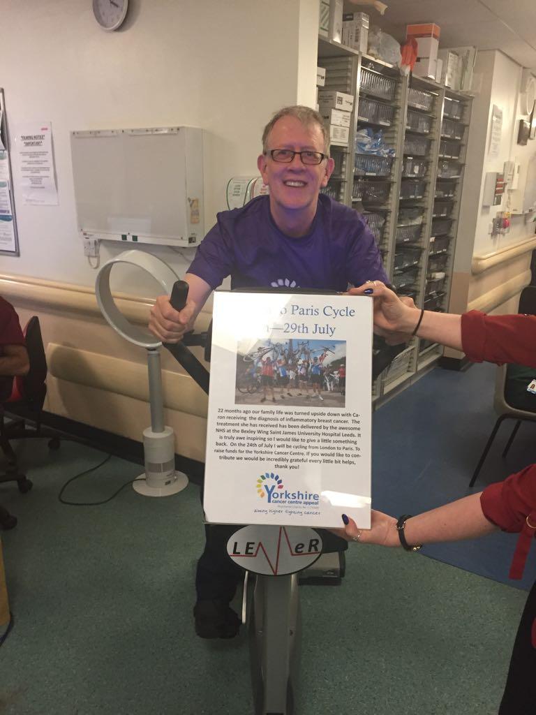 Nurses Day 2018 Cycle Competiton