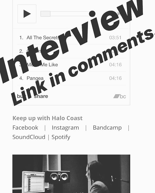 This blog is a crate digger!! Stuff you will not find on your Spotify suggestions.  https://www.sounomazzi.com/blog/interview-with-halo-coast  #music #musicjournalism #artistinterview #producer #makersgonnamake #femaleproducers #beatsbygirlz #artrock #artpop